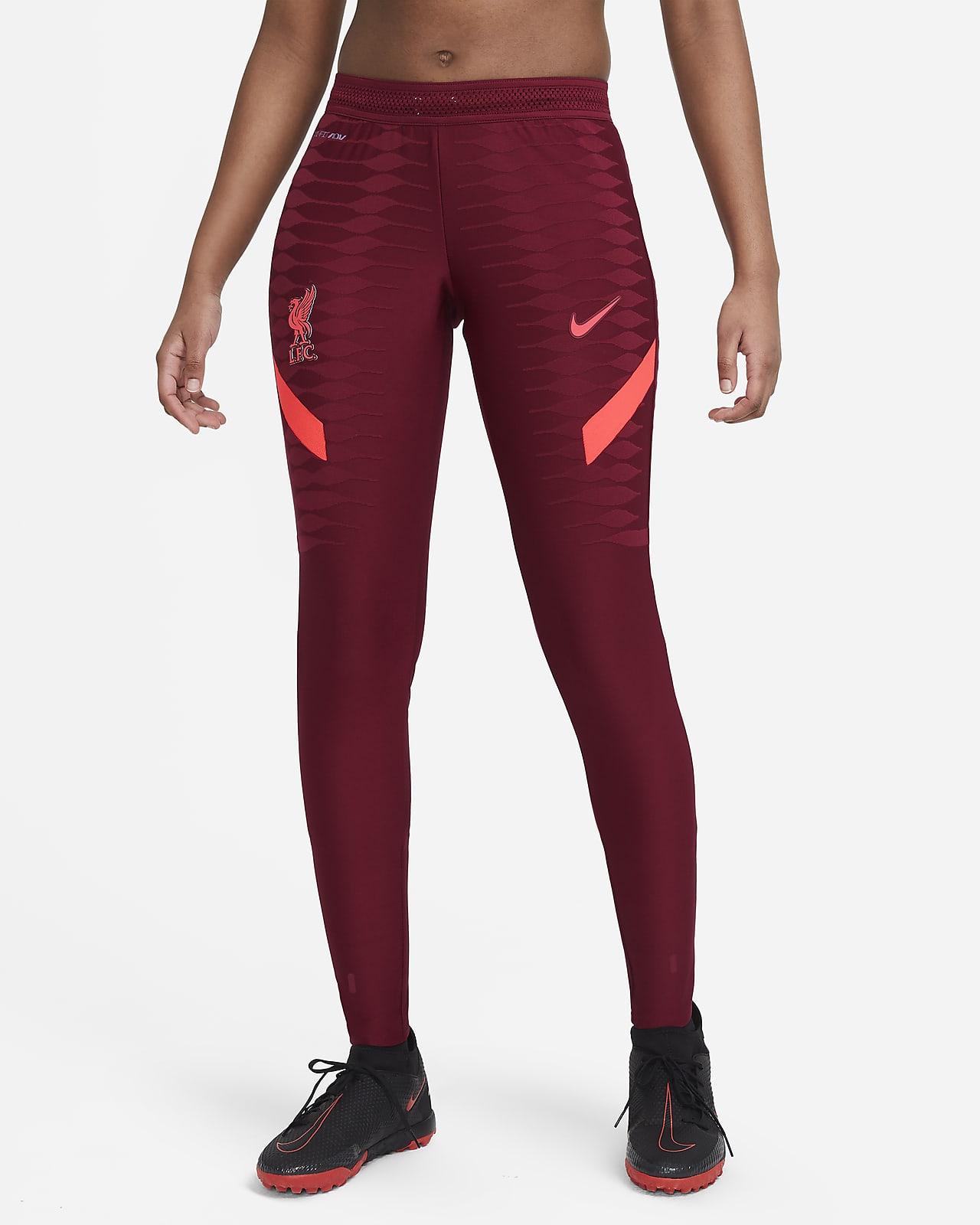 Calças de futebol Nike Dri-FIT ADV Elite Liverpool FC para mulher