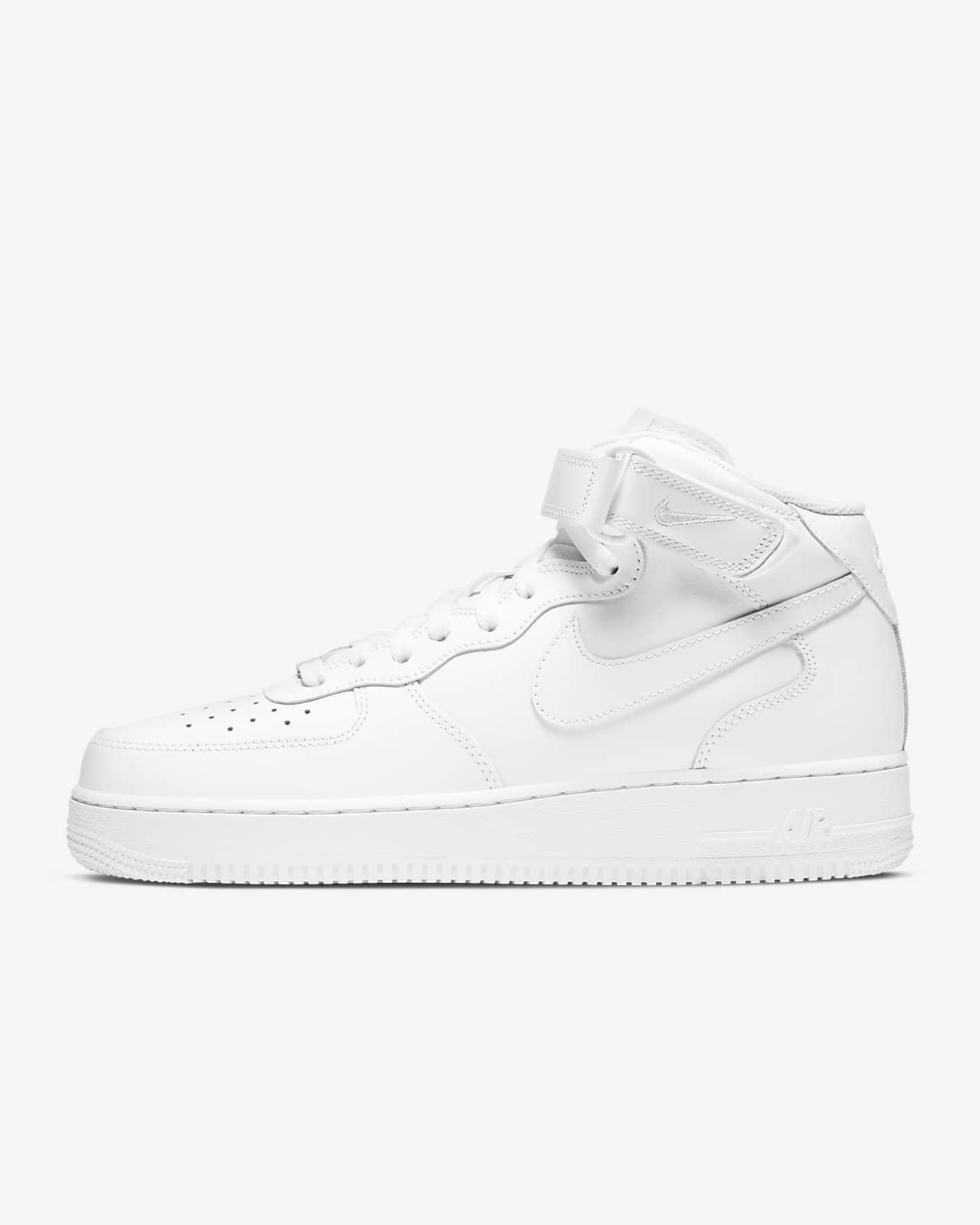 Scarpa Nike Air Force 1 Mid '07 - Uomo. Nike CH
