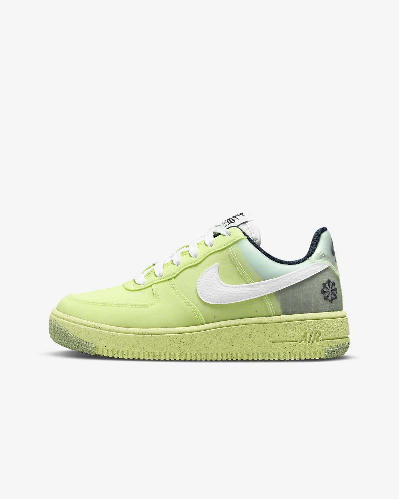 Nike Air Force 1 Crater Big Kids' Shoes
