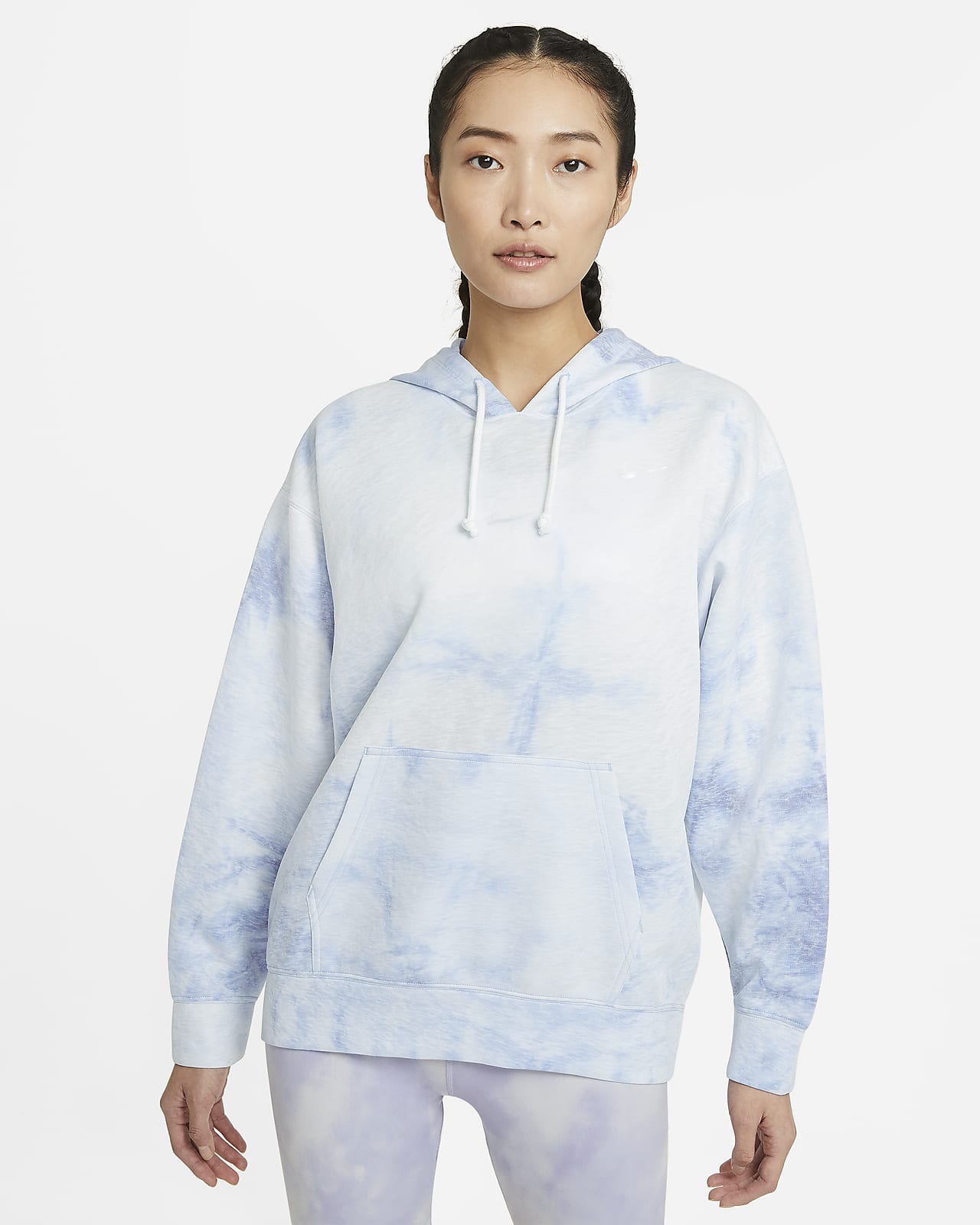 Nike Icon Clash Women's Pullover Training Hoodie
