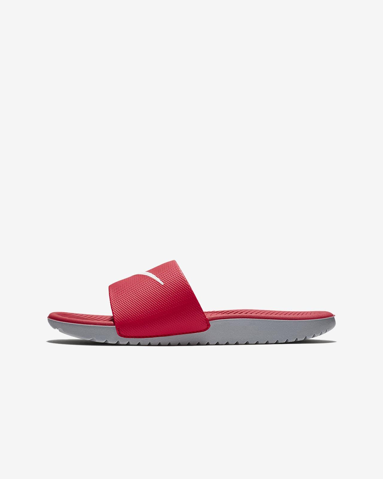 Nike Kawa Slipper kleuters/kids