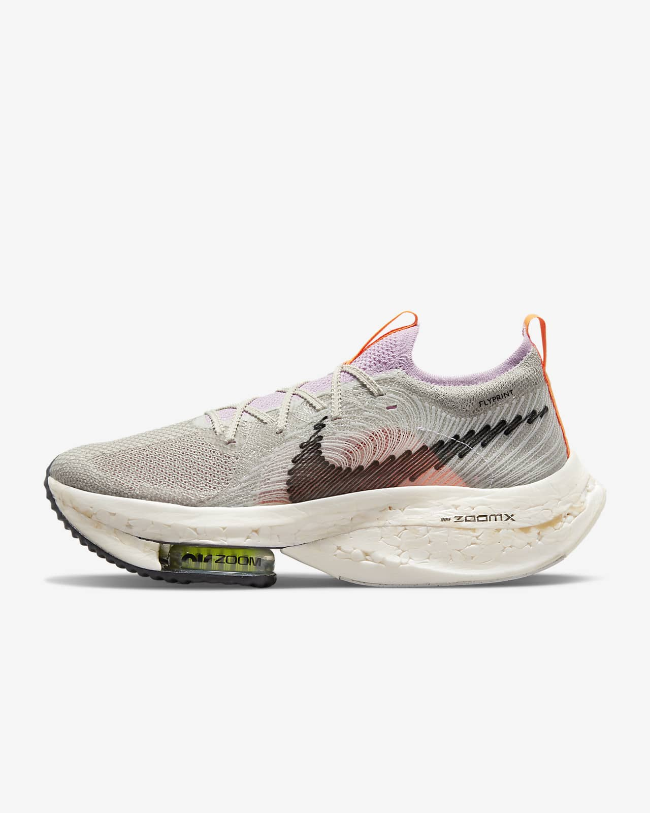 Nike Zoom Alphafly Next Nature Road Racing Shoe