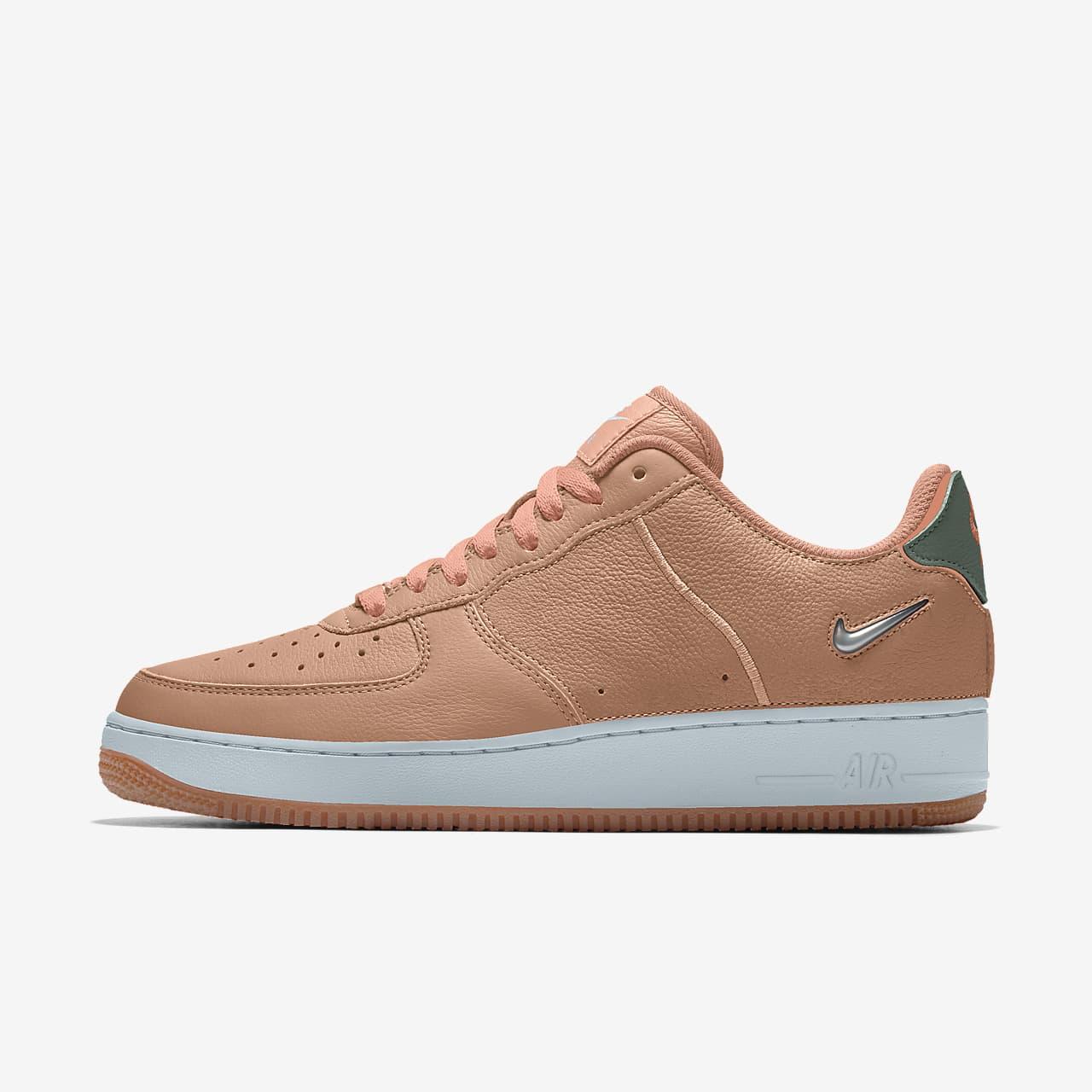 Nike Air Force 1/1 Unlocked By You Custom Shoe