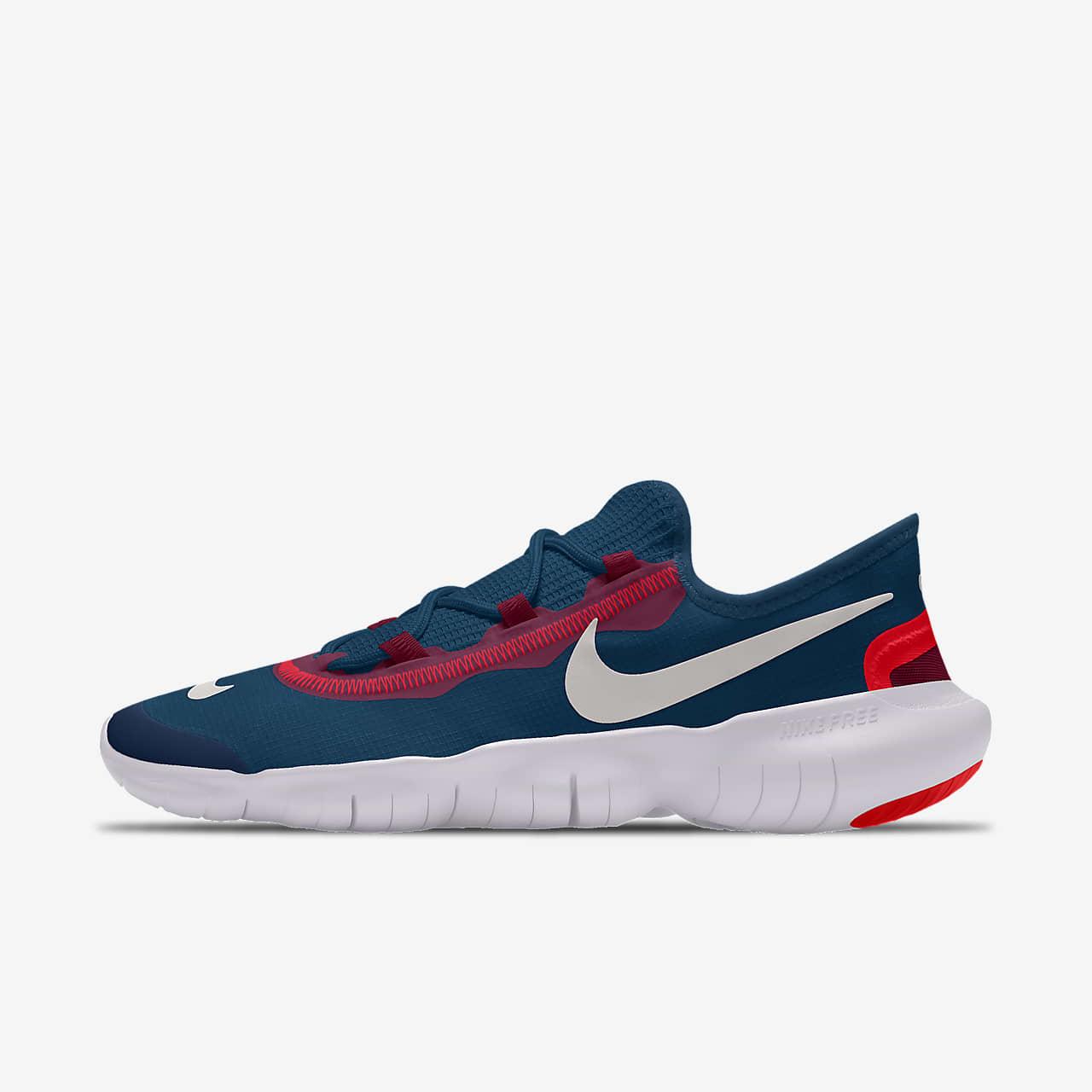 A tiempo Aspirar Experimentar  Calzado de running para mujer personalizado Nike Free RN 5.0 By You. Nike .com