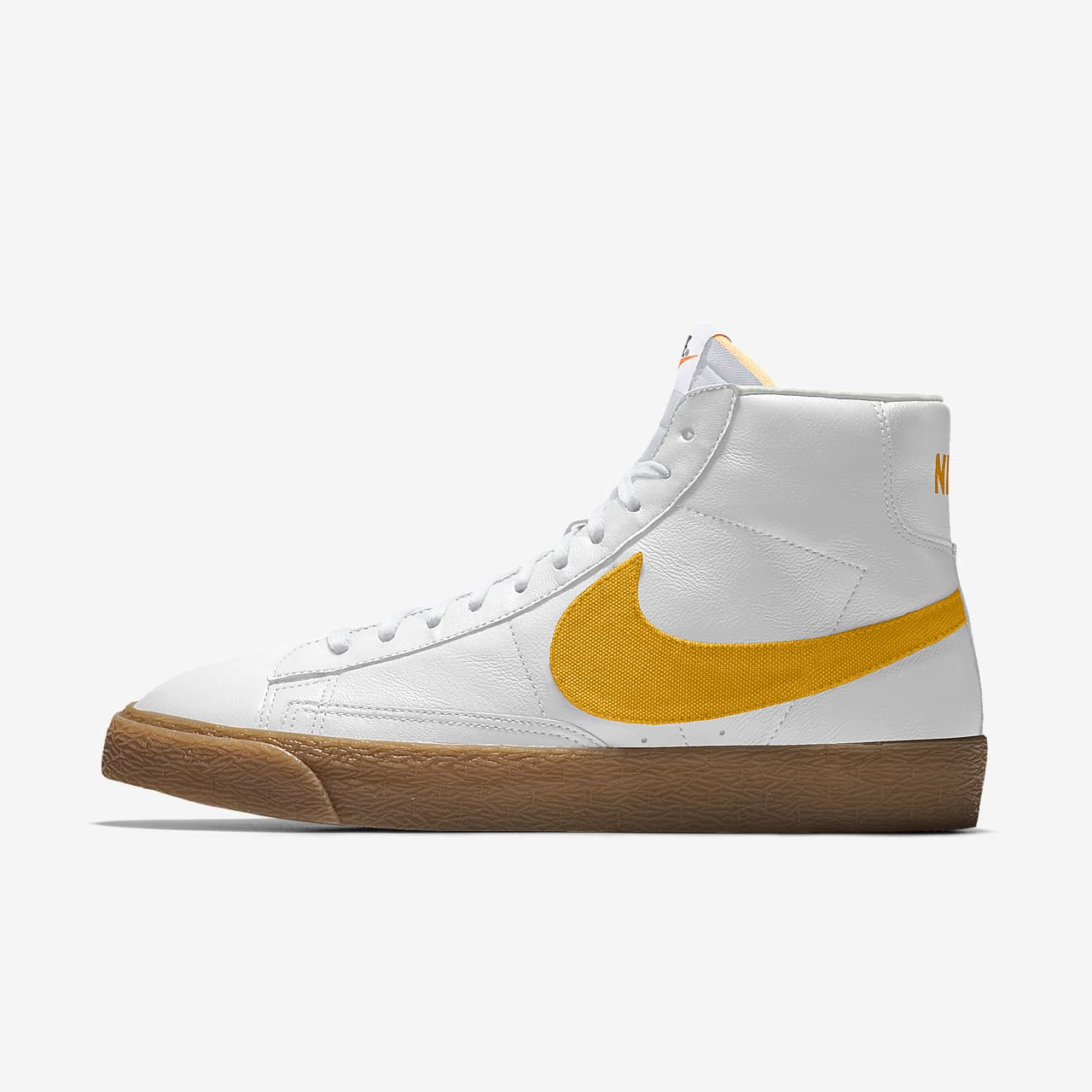Nike Blazer Mid By You Custom Men's Shoe
