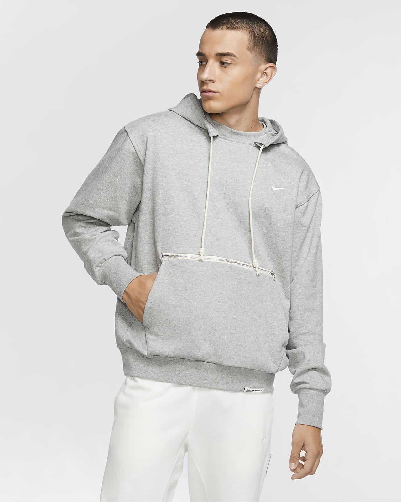 Sudadera Con Capucha Sin Cierre De Basquetbol Para Hombre Nike Standard Issue Nike Com