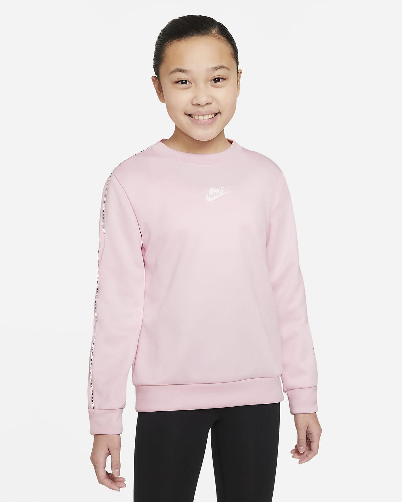 Nike Sportswear Older Kids' (Boys') Crew Sweatshirt