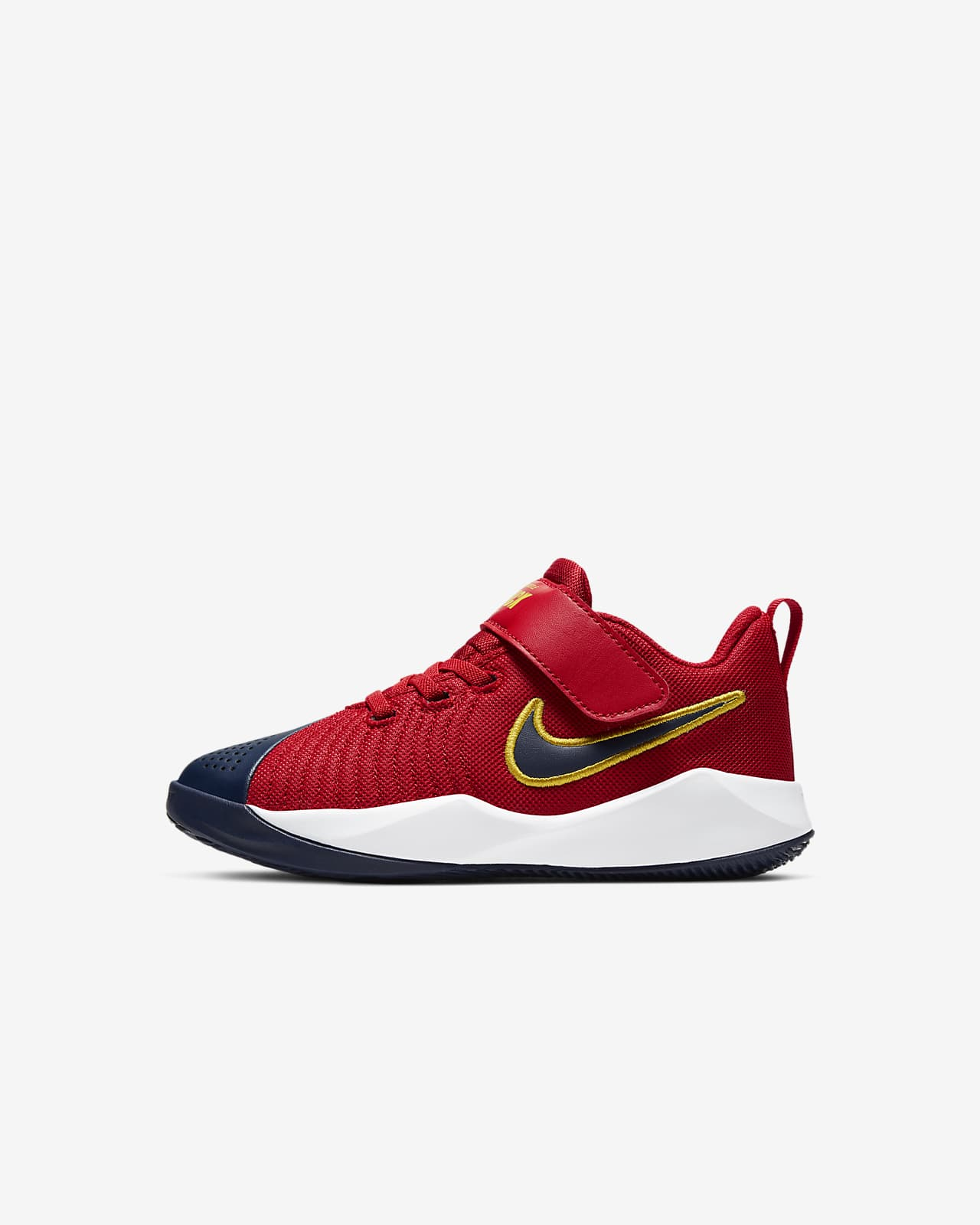 nike chaussure rouge enfant