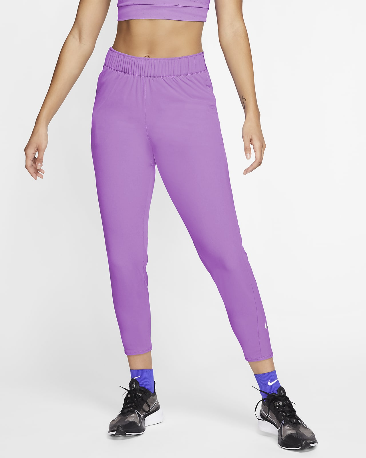 Dámské 7/8 běžecké kalhoty Nike Essential