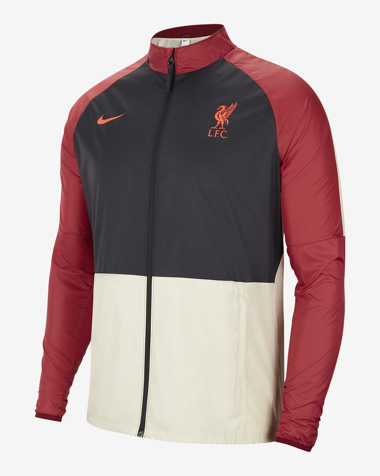 Liverpool F.C. Repel Academy AWF Men's Football Jacket