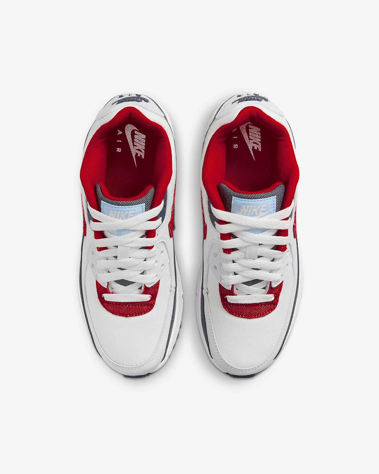 Nike Air Max 90 Big Kids' Shoes. Nike.com