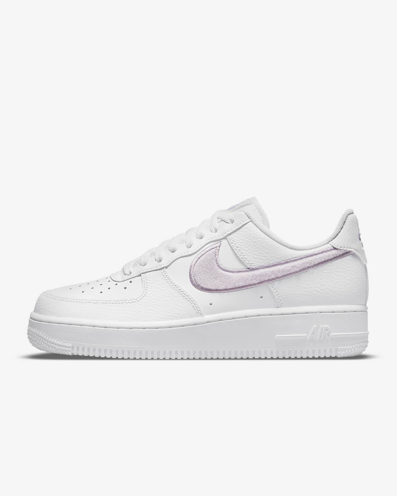 nike air force 1 07 donna bianche e rosse