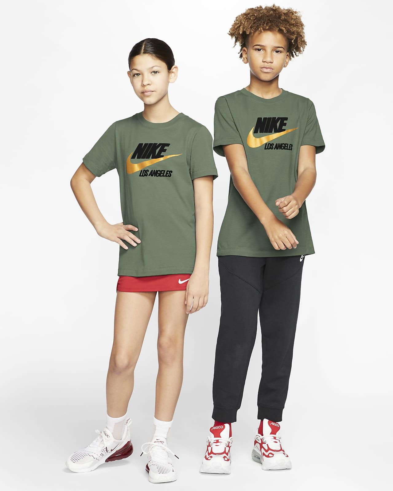 Nike Sportswear Los Angeles Big Kids' T
