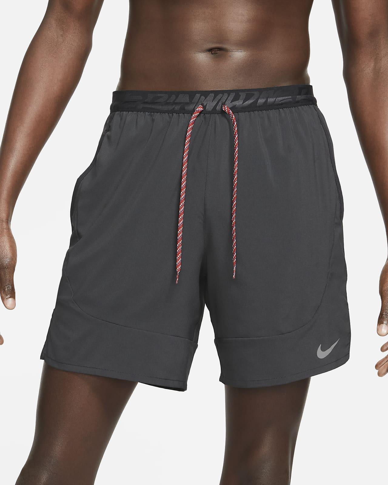 NEW Mens XS VIGA Pacer Running Split Leg Shorts Track Gym Fitness Sprint RUN.184