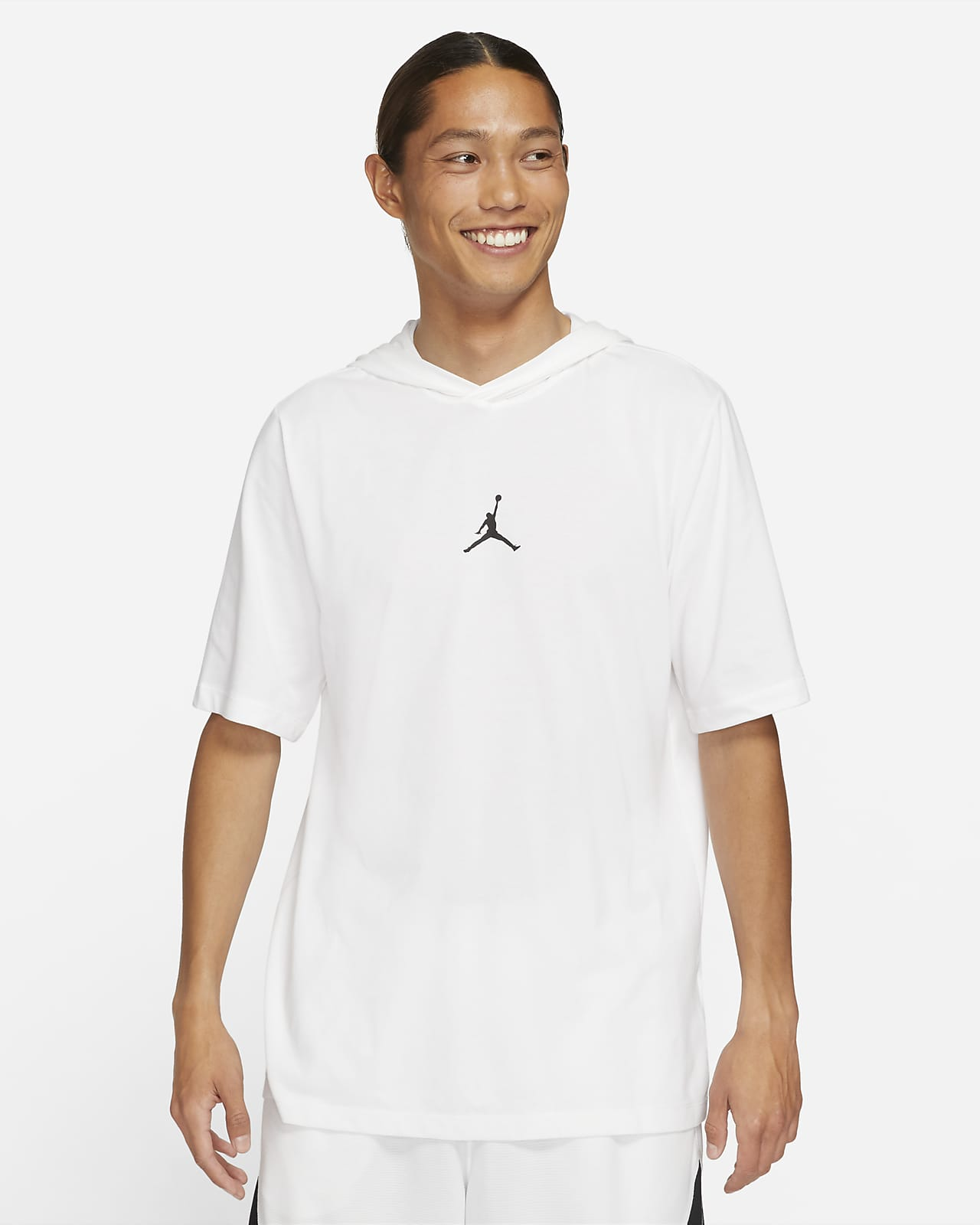 Jordan Dri-FIT Air Performance Men's Short-Sleeve Hooded T-Shirt