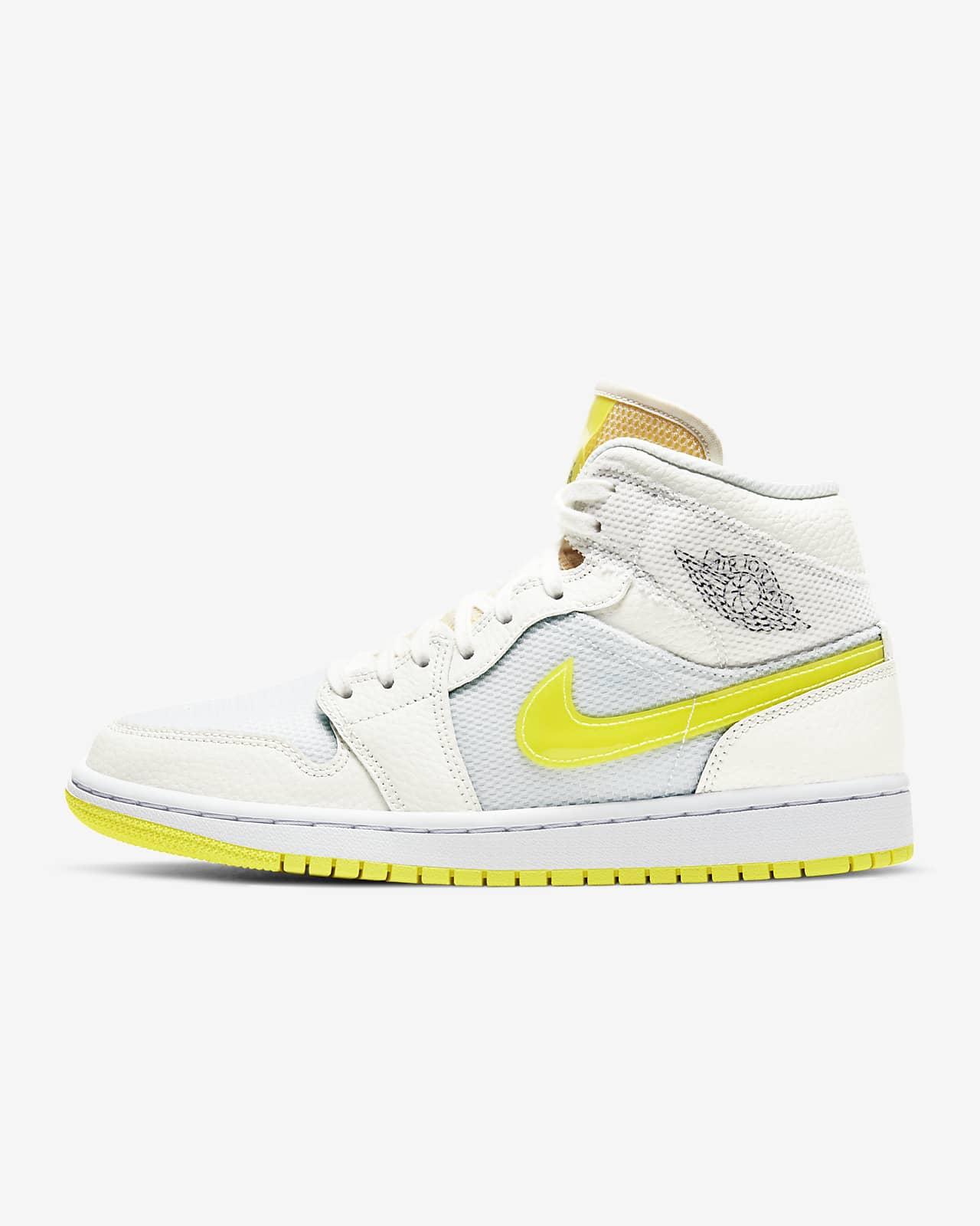 Air Jordan 1 Mid SE 女子运动鞋