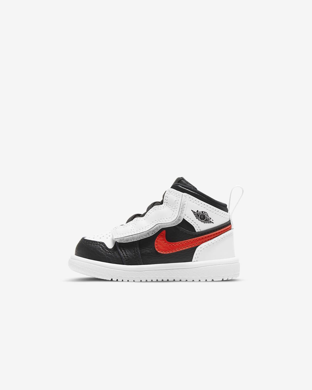 Jordan 1 Mid Infant/Toddler Shoe