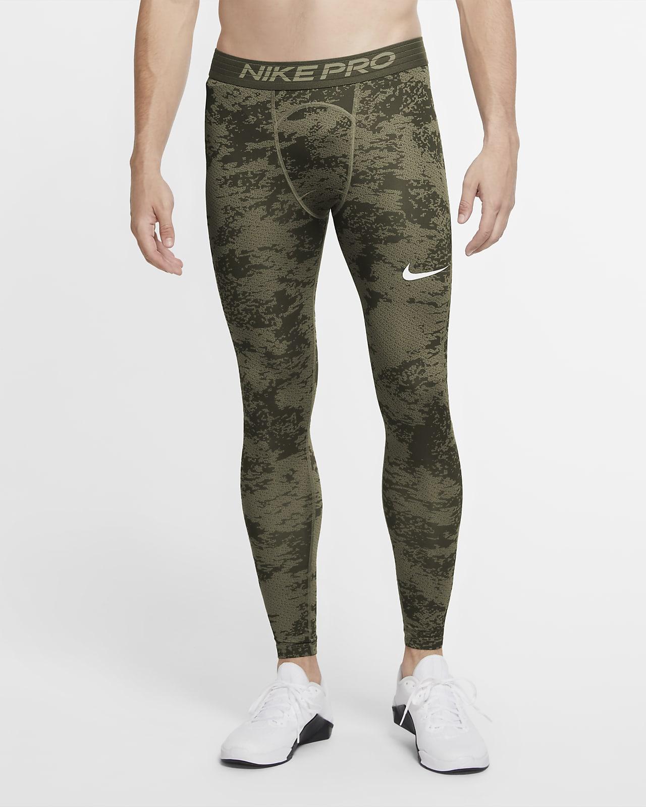 Mallas camufladas para hombre Nike Pro