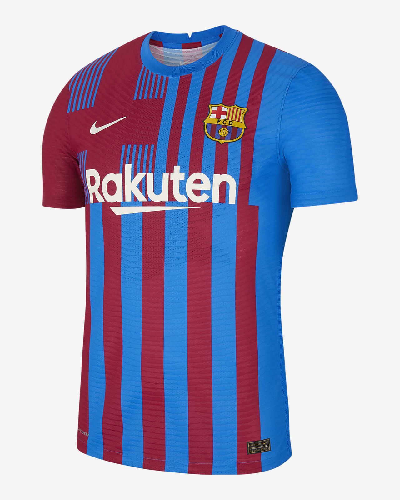 F.C. Barcelona 2021/22 Match Home Men's Nike Dri-FIT ADV Football Shirt