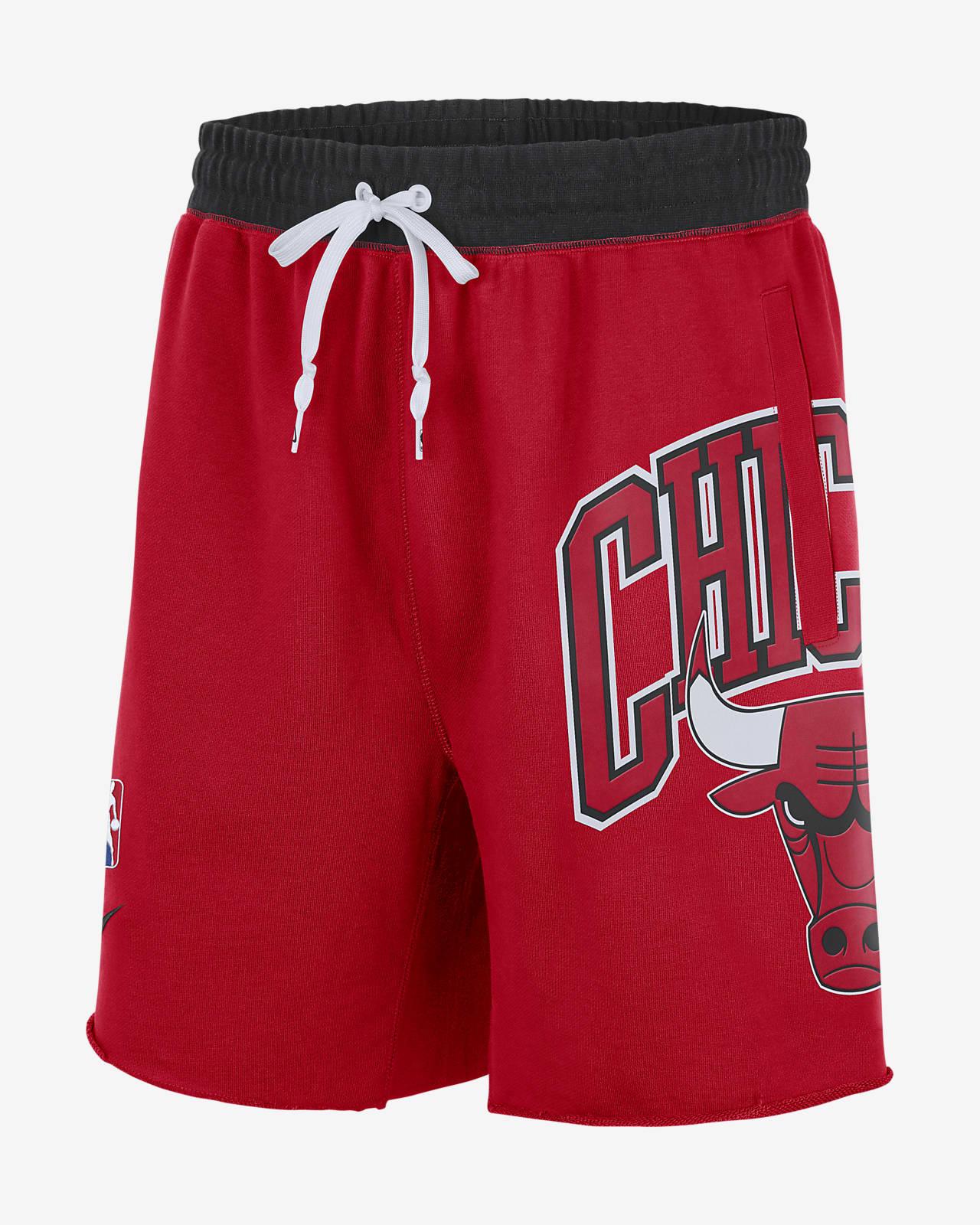 Chicago Bulls Courtside Men's Nike NBA Fleece Shorts