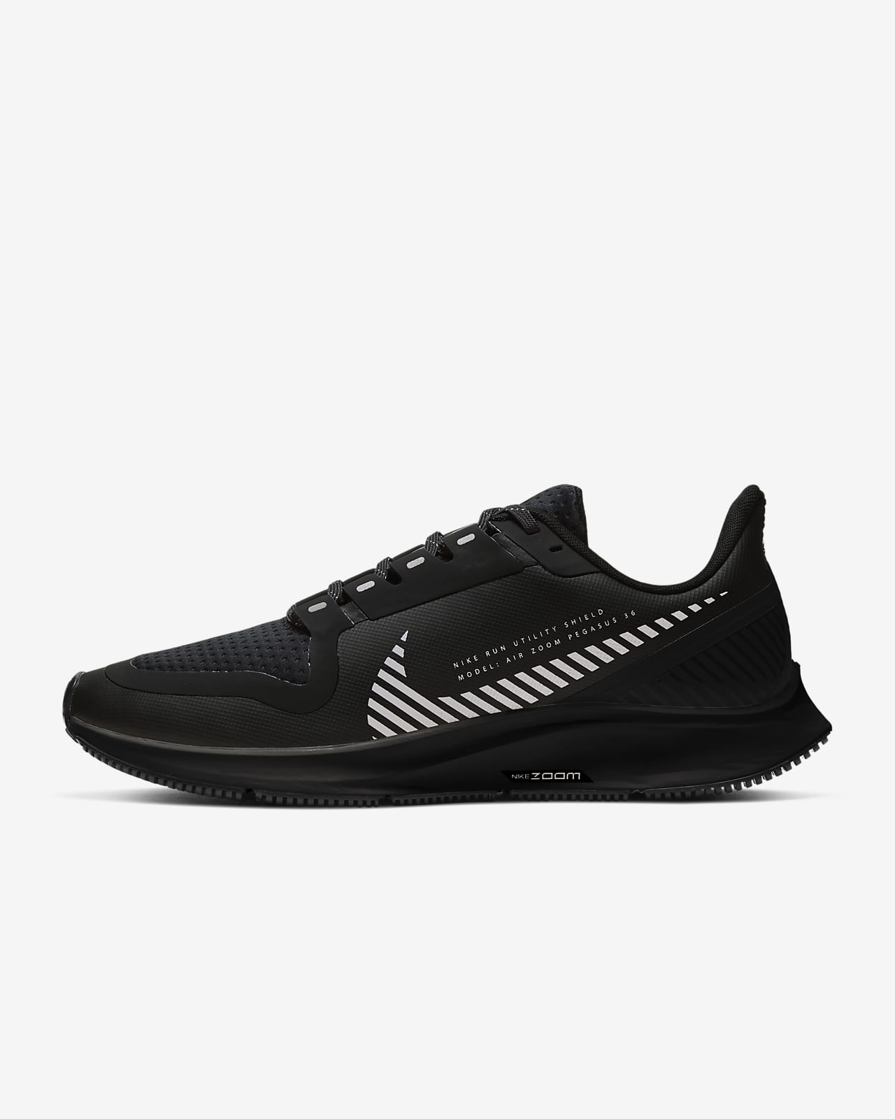 Puntuación cansada Separación  Nike Air Zoom Pegasus 36 Shield Women's Running Shoe. Nike GB