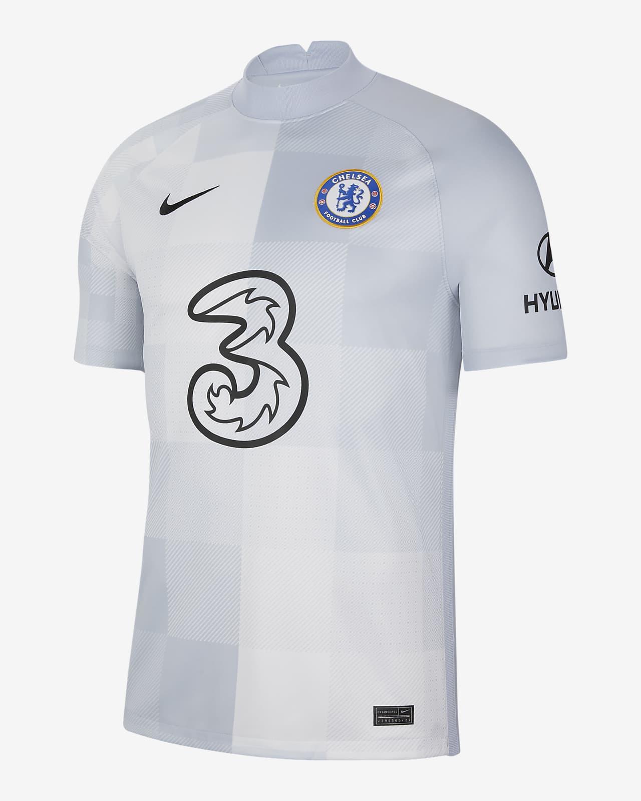 Chelsea F.C. 2021/22 Stadium Goalkeeper Men's Football Shirt