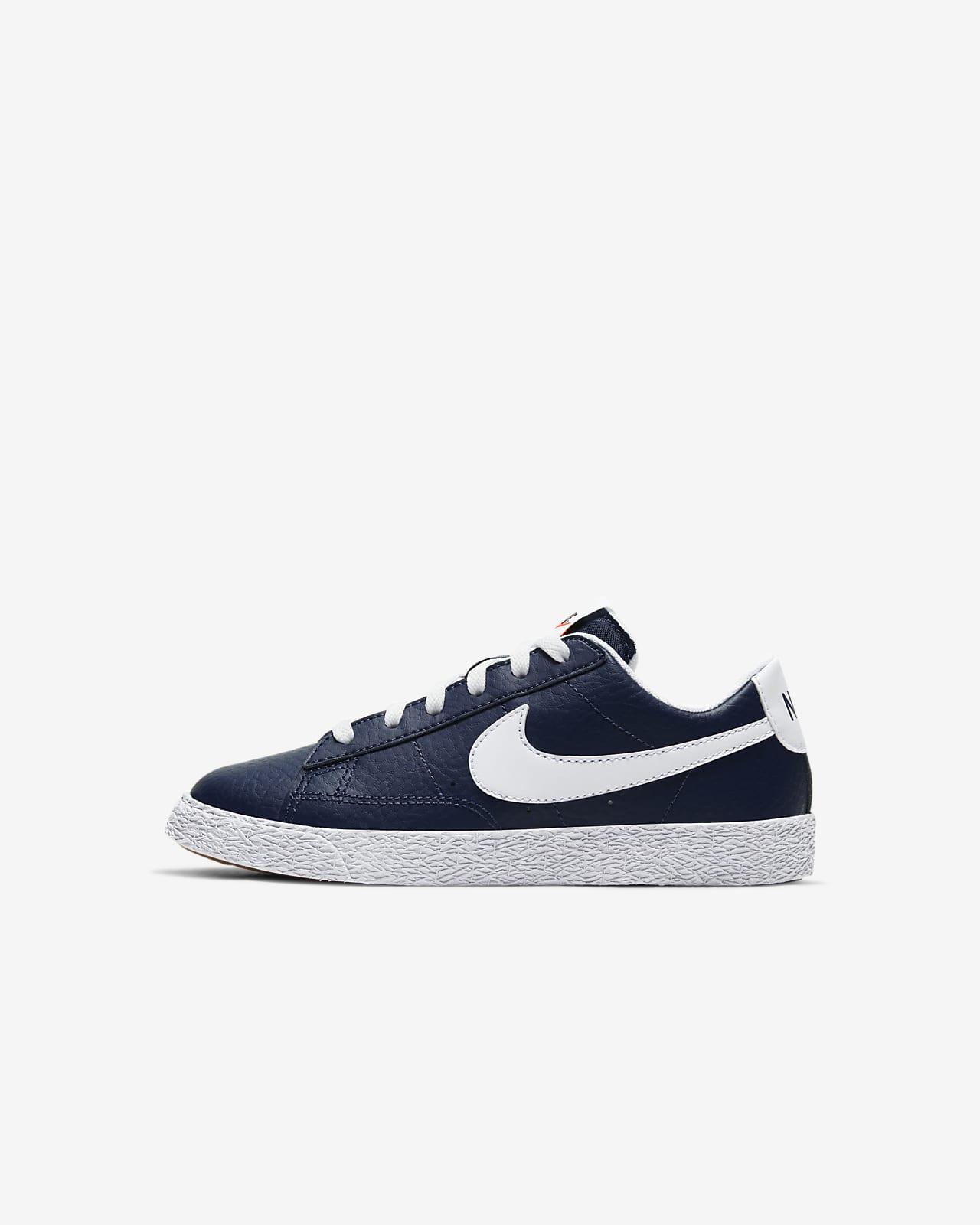 Nike Blazer Low Little Kids' Shoe