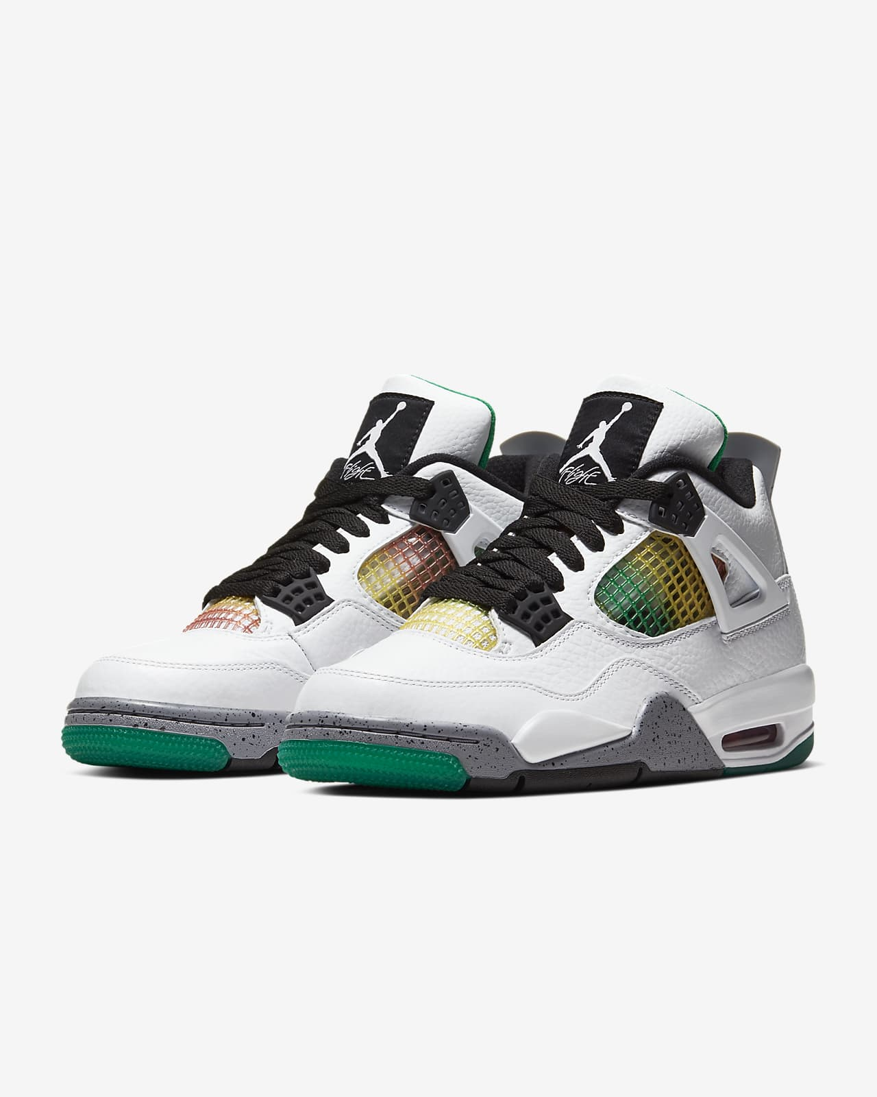 Air Jordan 4 Retro Women's Shoe. Nike JP