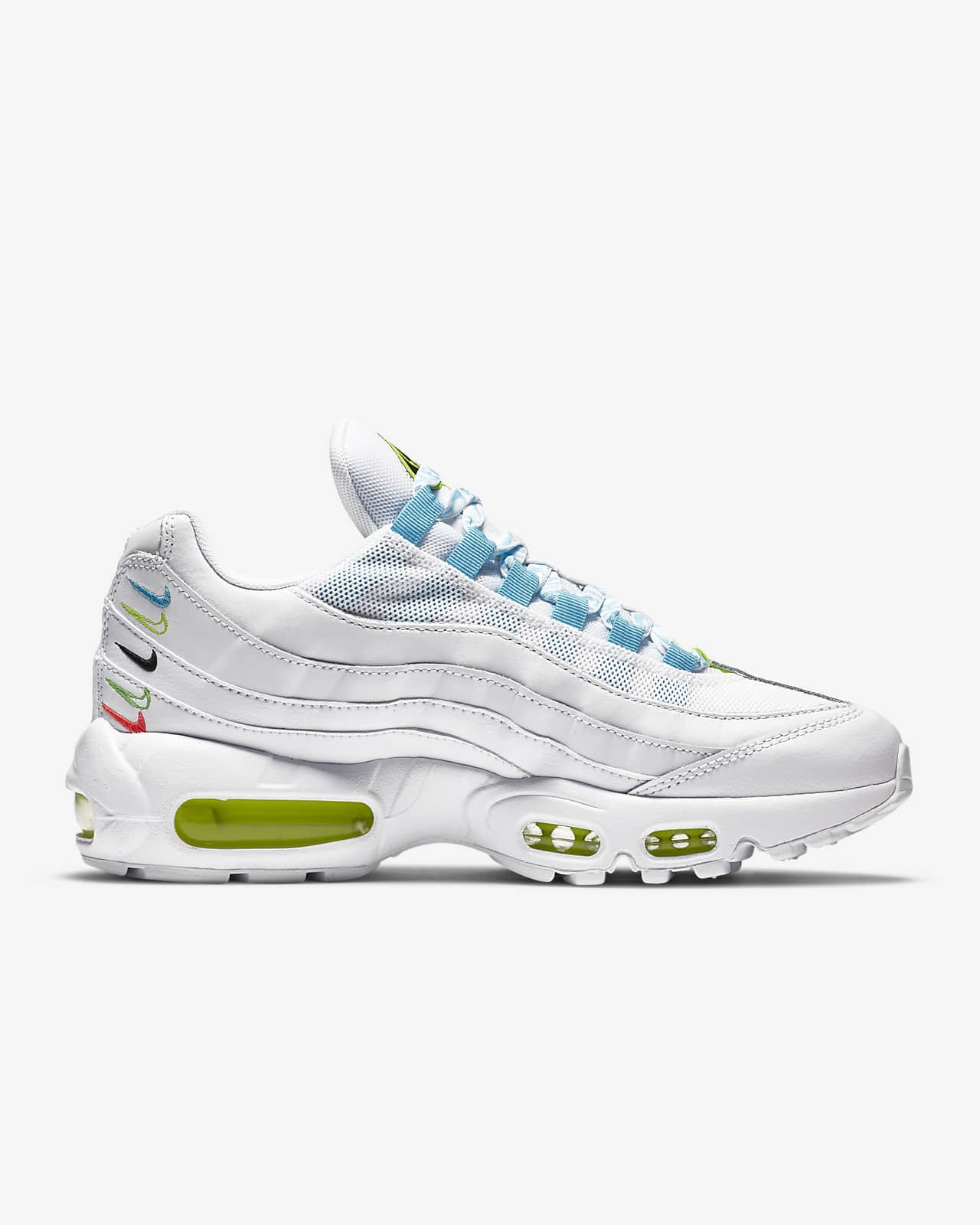 Nike Air Max 95 SE damesko. Nike NO