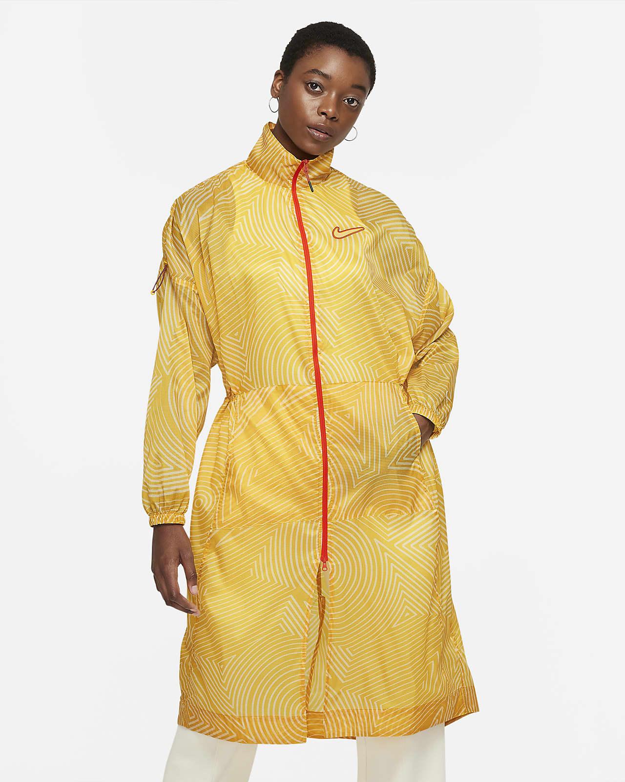 Chamarra de tejido Woven para mujer Nike Sportswear