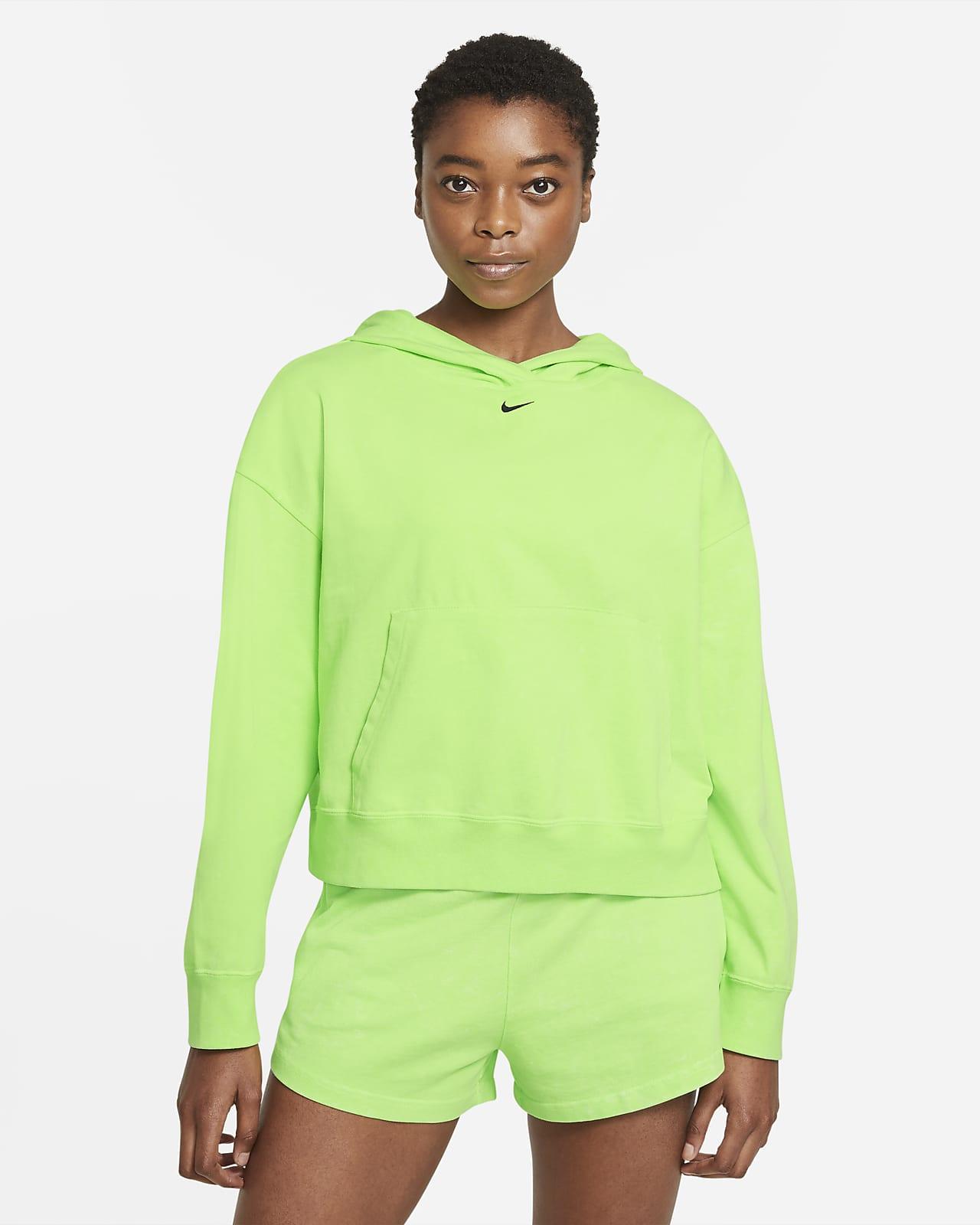 Женская худи с эффектом выцветания Nike Sportswear