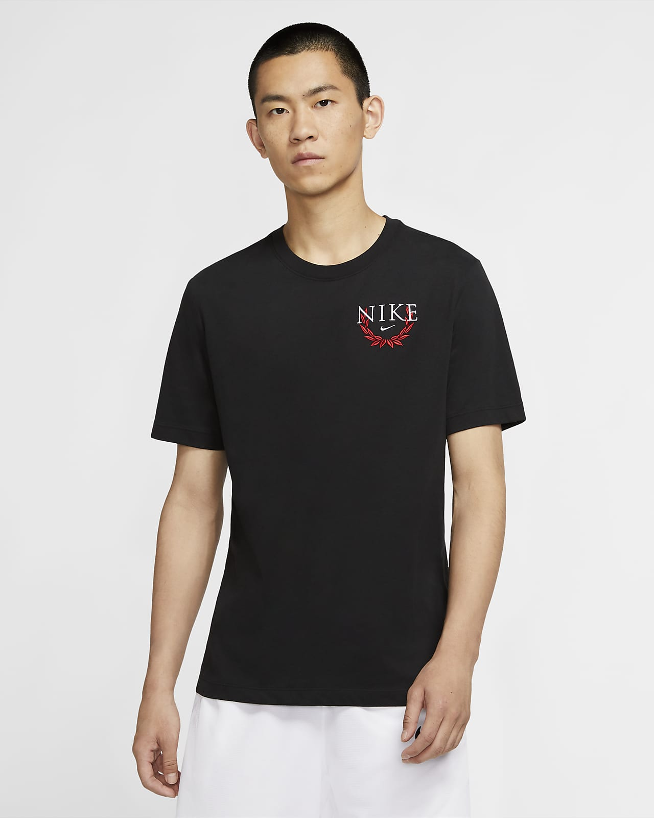 ナイキ Dri-FIT メンズ バスケットボール Tシャツ