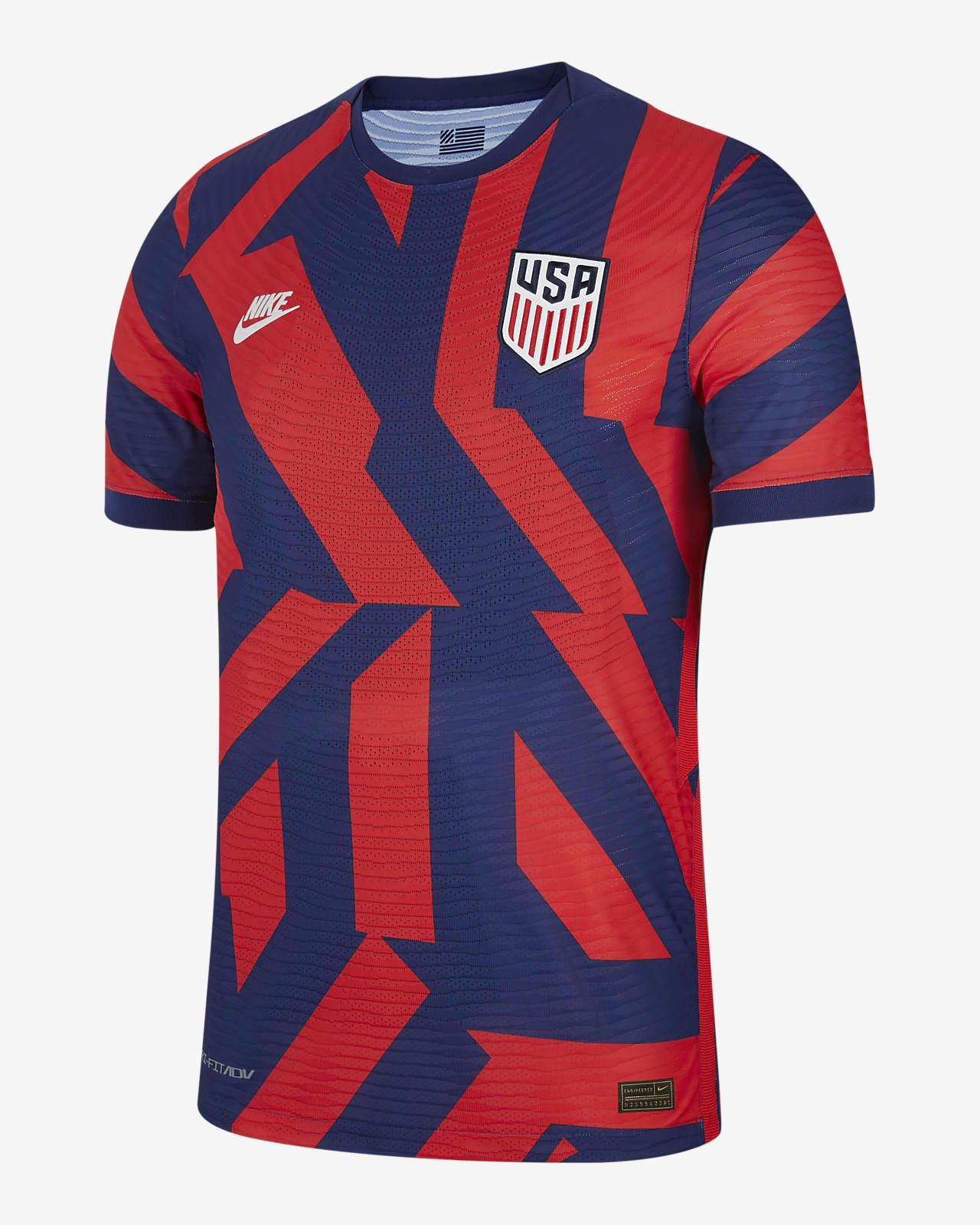 U.S. 2021 Match Away Men's Nike Dri-FIT ADV Soccer Jersey