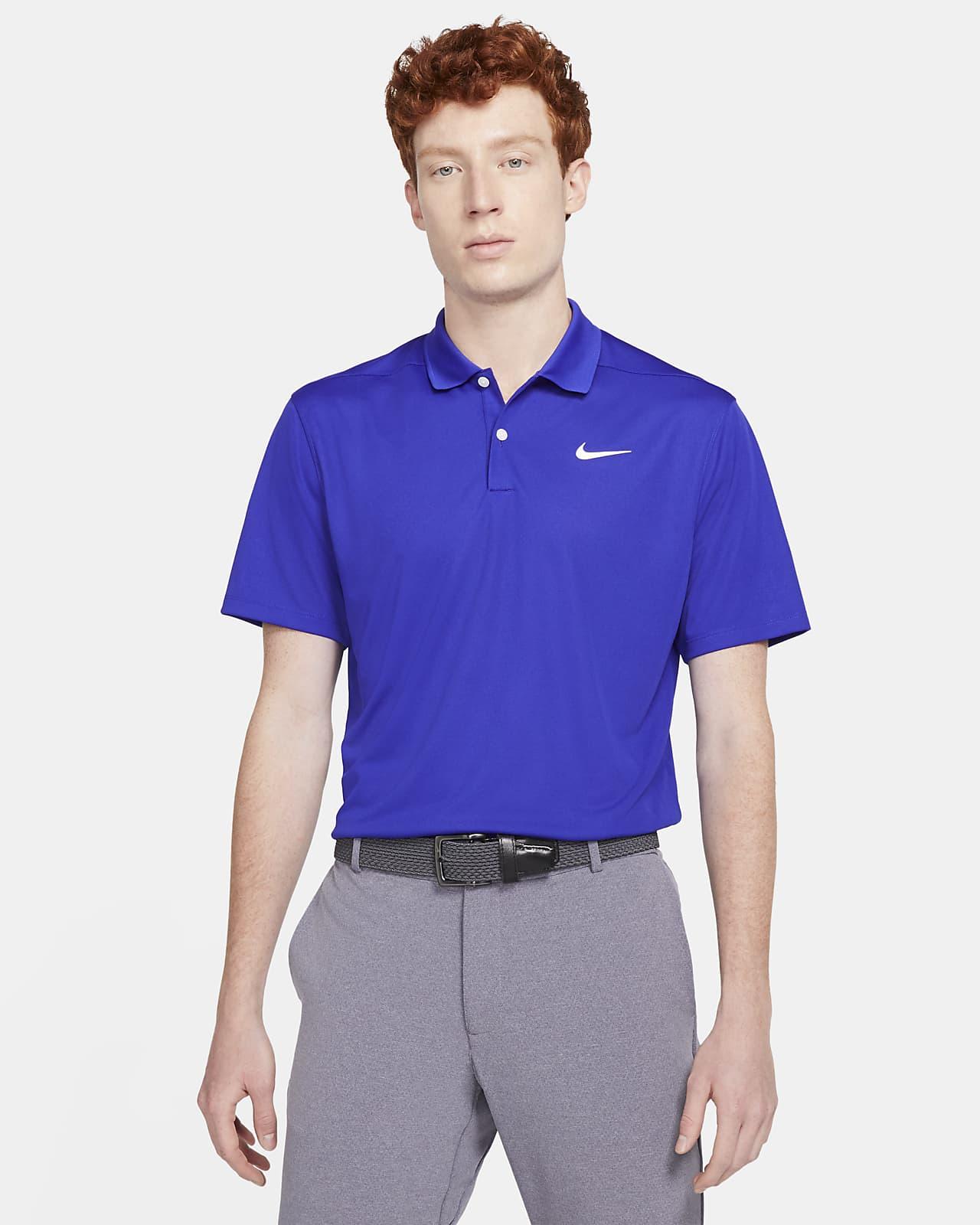 Golfpikétröja Nike Dri-FIT Victory för män
