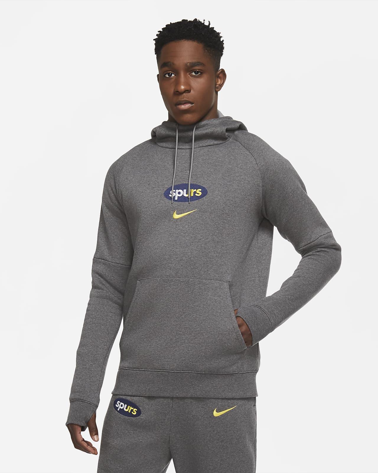 Tottenham Hotspur Fleece-Fußball-Hoodie für Herren