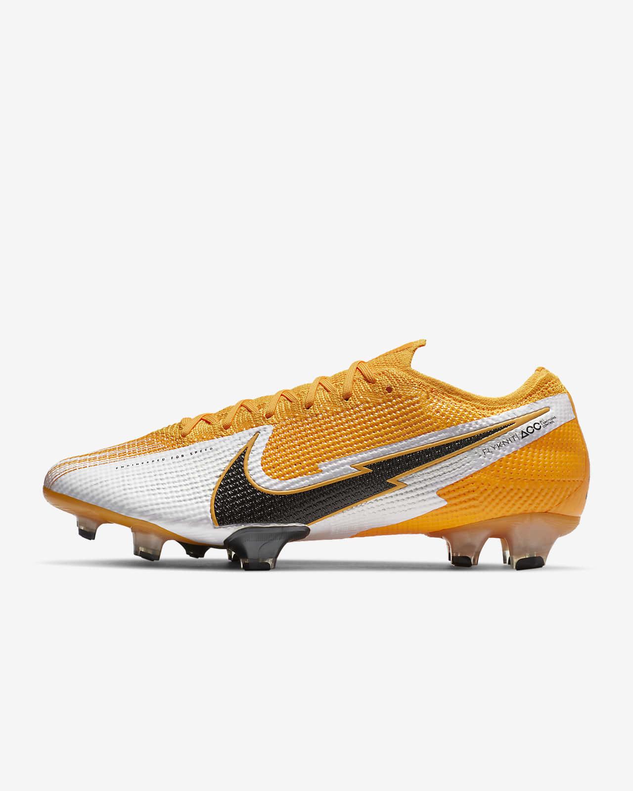Nike Mercurial Vapor 13 Elite FG Fußballschuh für normalen Rasen