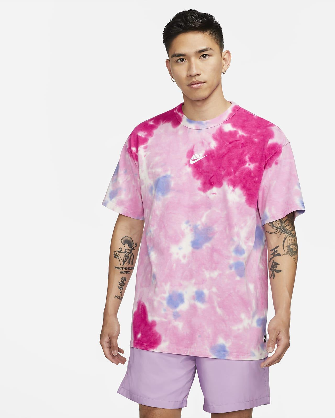 Nike Sportswear Premium Essentials Men's Tie-Dye T-Shirt