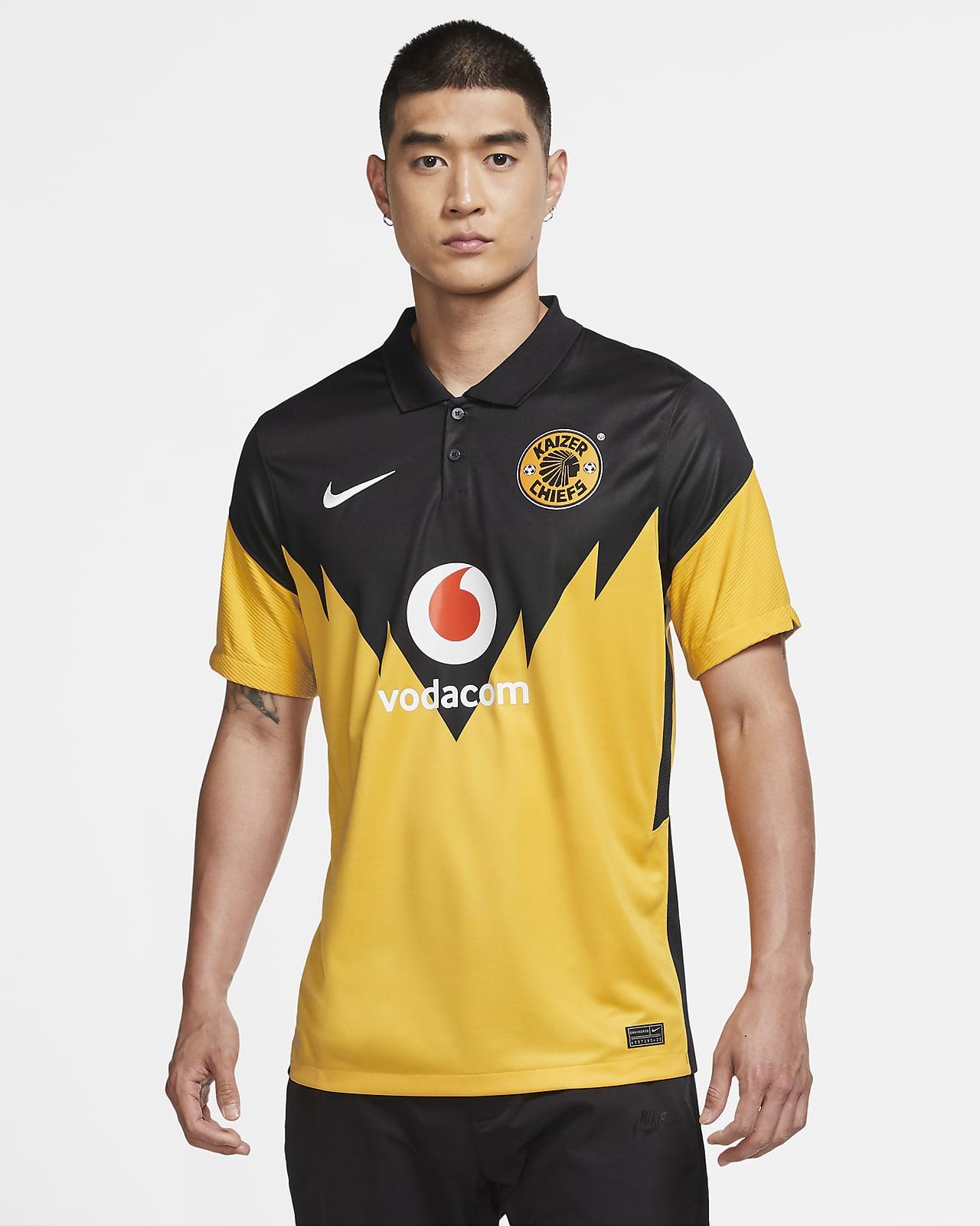 Kaizer Chiefs F C 2020 21 Stadium Home Men S Football Shirt Nike Za
