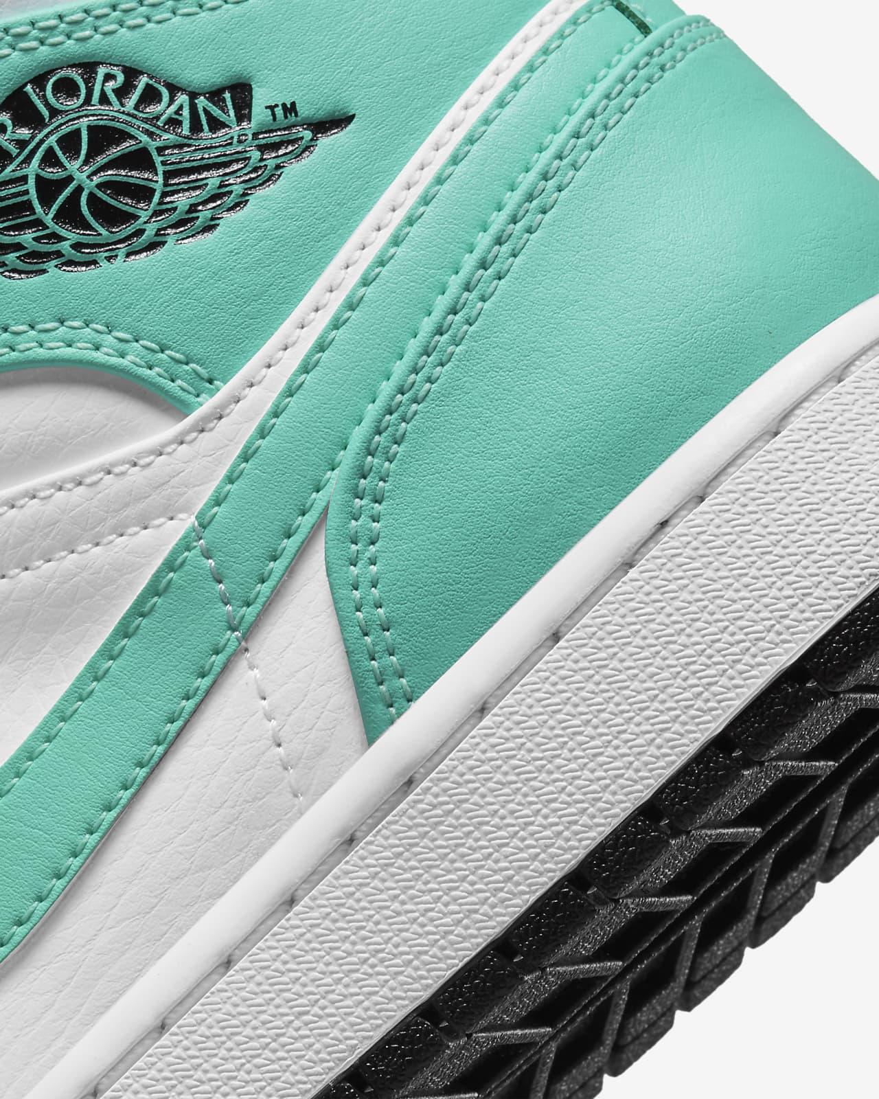 Air Jordan 1 Mid Shoes. Nike GB