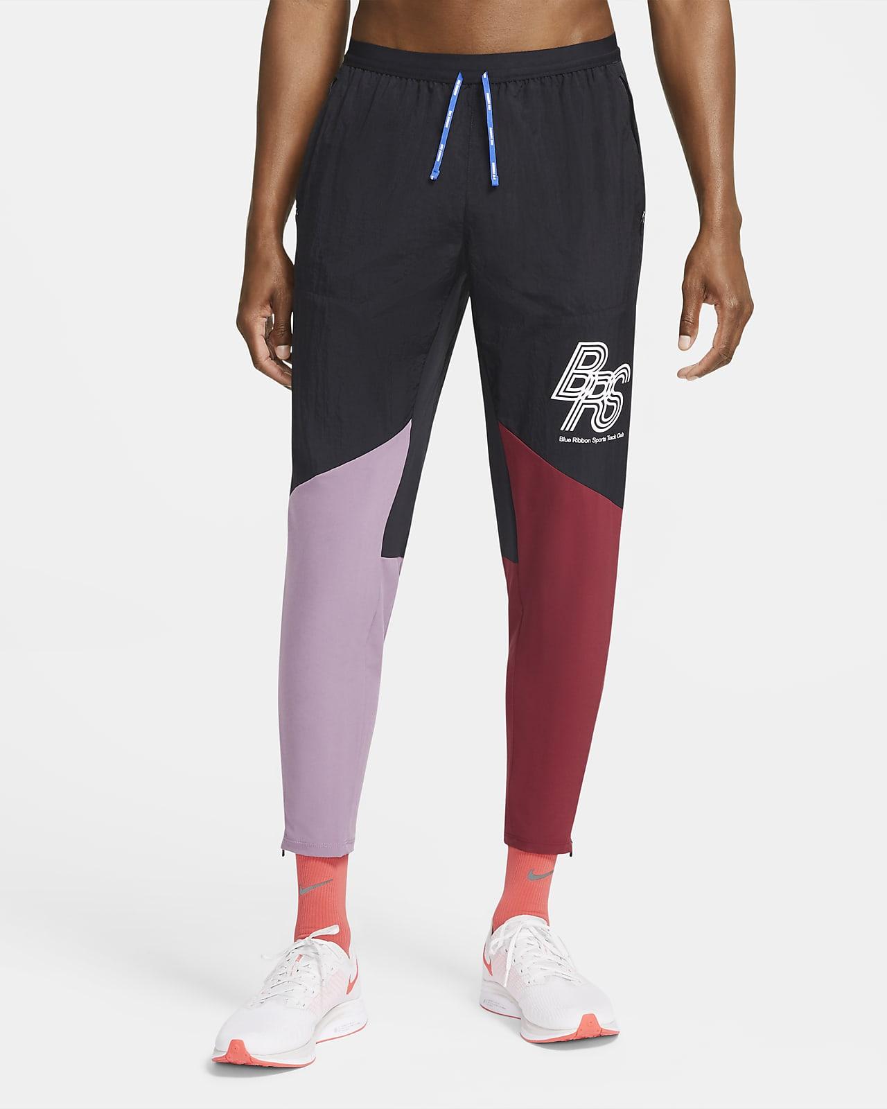 Męskie spodnie do biegania z tkaniny Nike Phenom Elite BRS