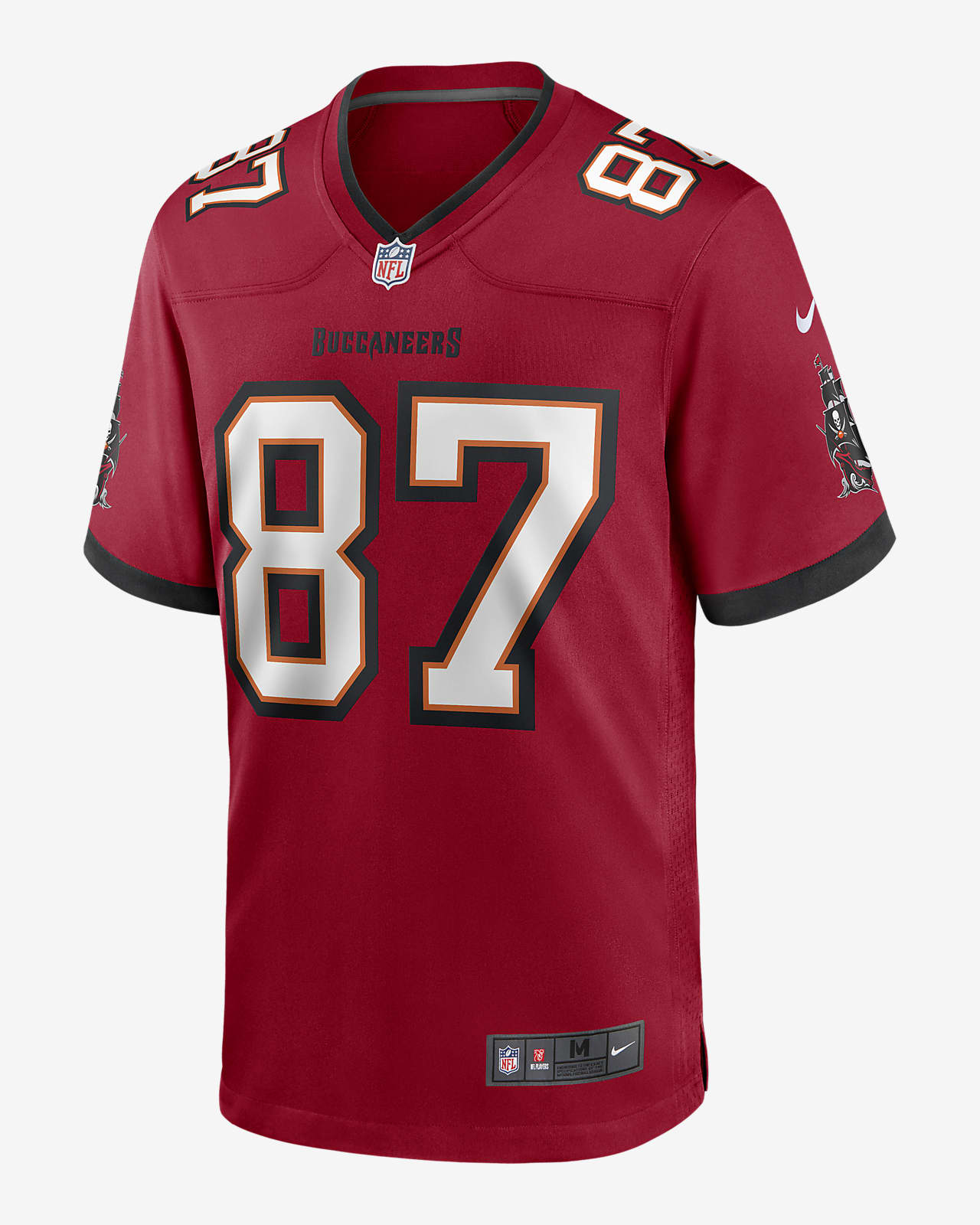 Nfl Tampa Bay Buccaneers Rob Gronkowski Men S Game Jersey Nike Com