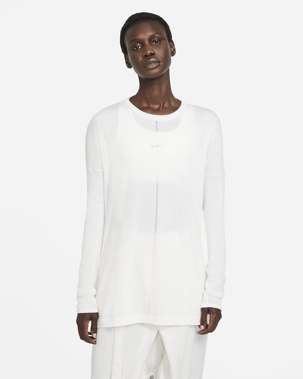 Nike ESC Samarreta de màniga llarga - Dona
