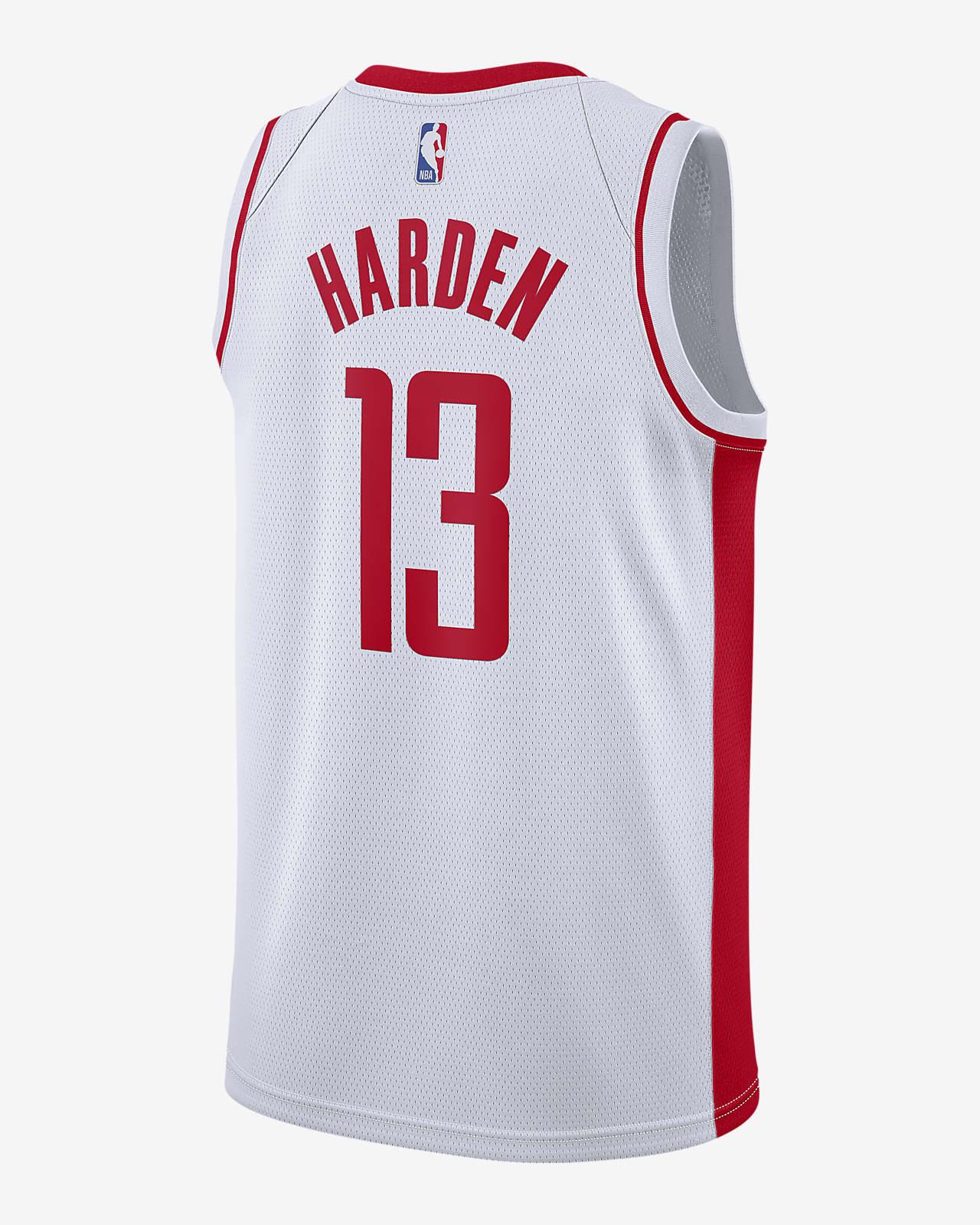 Nevada Sudán Alaska  James Harden Rockets Association Edition 2020 Nike NBA Swingman Jersey. Nike  ZA
