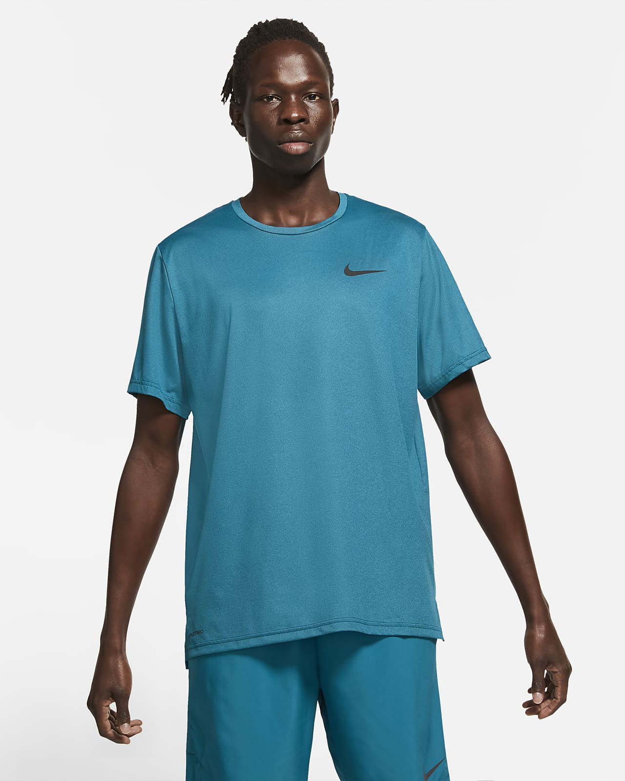 Męska koszulka z krótkim rękawem Nike Pro Dri-FIT