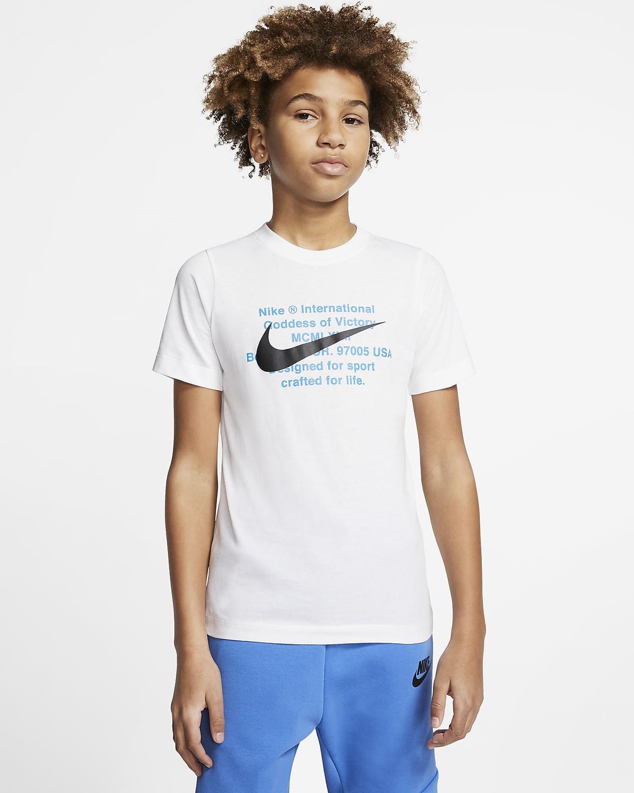 Tee-shirt Nike Sportswear pour Enfant plus âgé