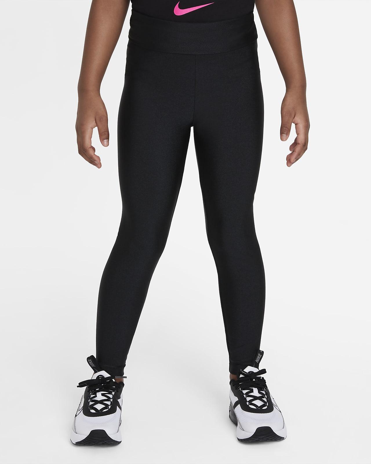 Nike Leggings mit hohem Bund für jüngere Kinder