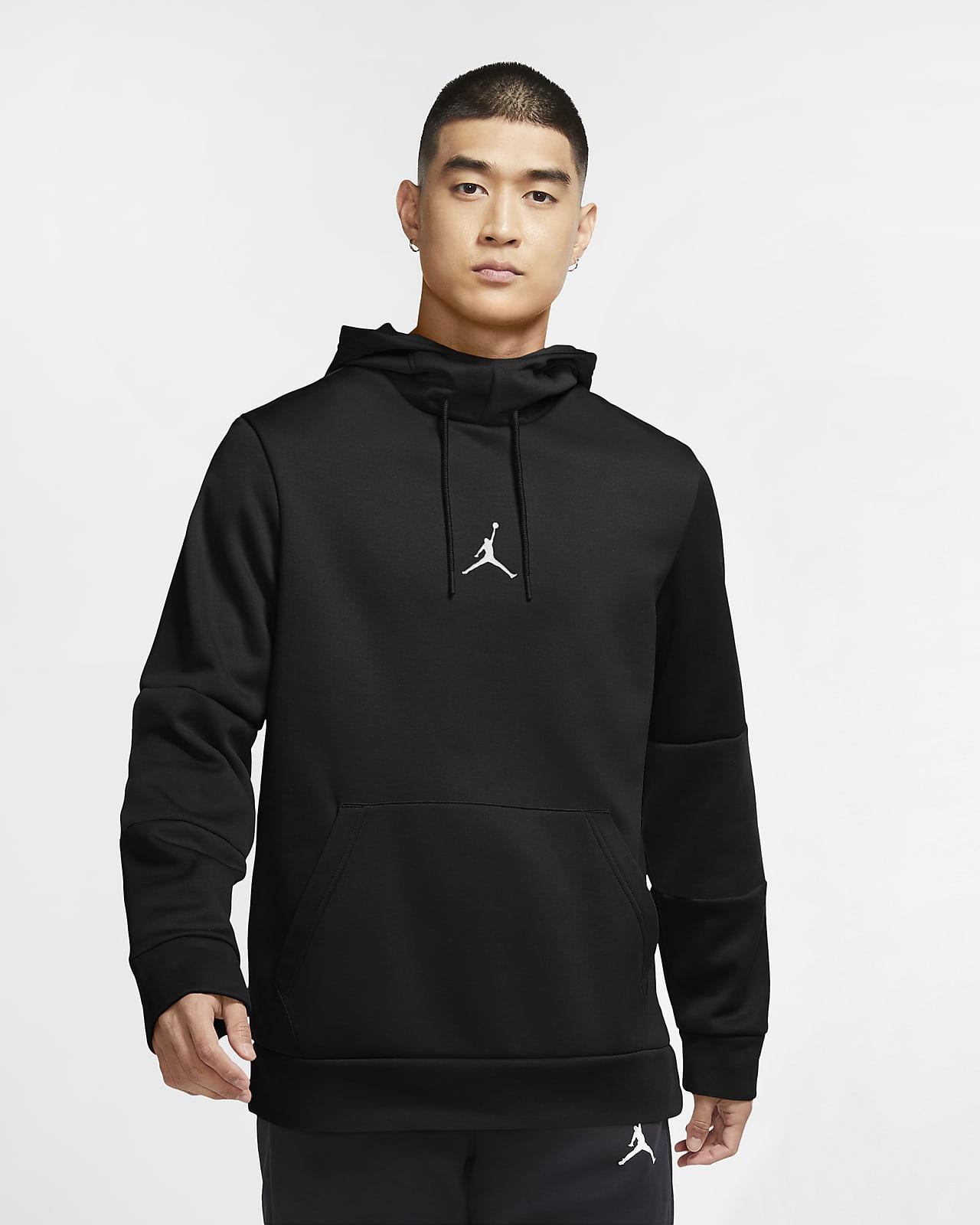 Jordan Air Therma-pullover-hættetrøje i fleece til mænd