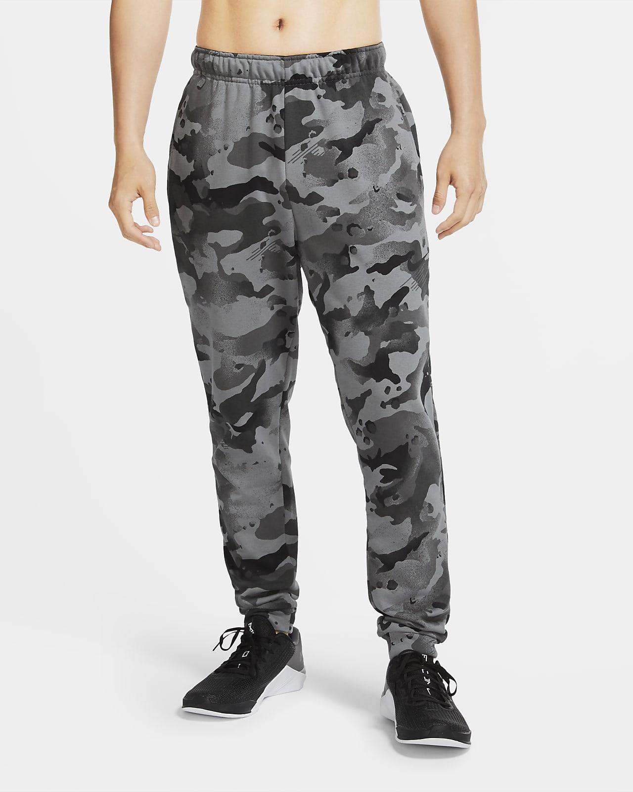 Nike Dri-FIT Men's Camo Training Trousers