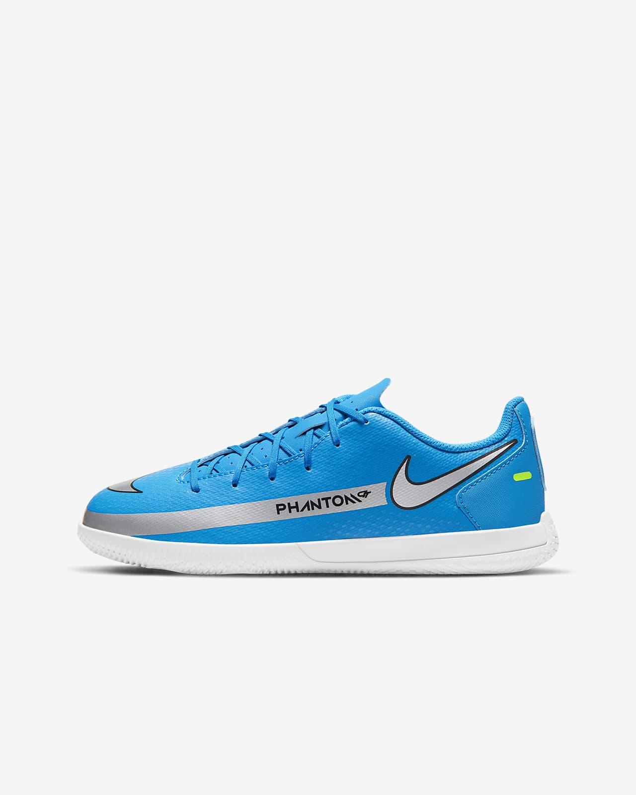 Nike Jr. Phantom GT Club IC Zaalvoetbalschoen voor kleuters/kids