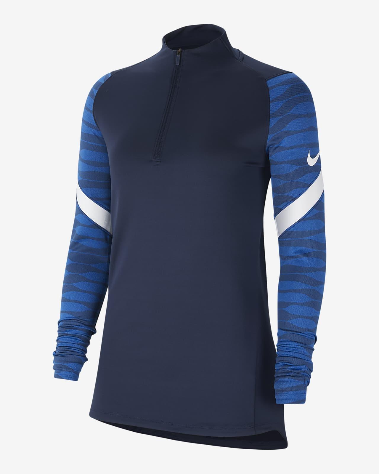 Nike Dri-FIT Strike Women's 1/4-Zip Soccer Drill Top